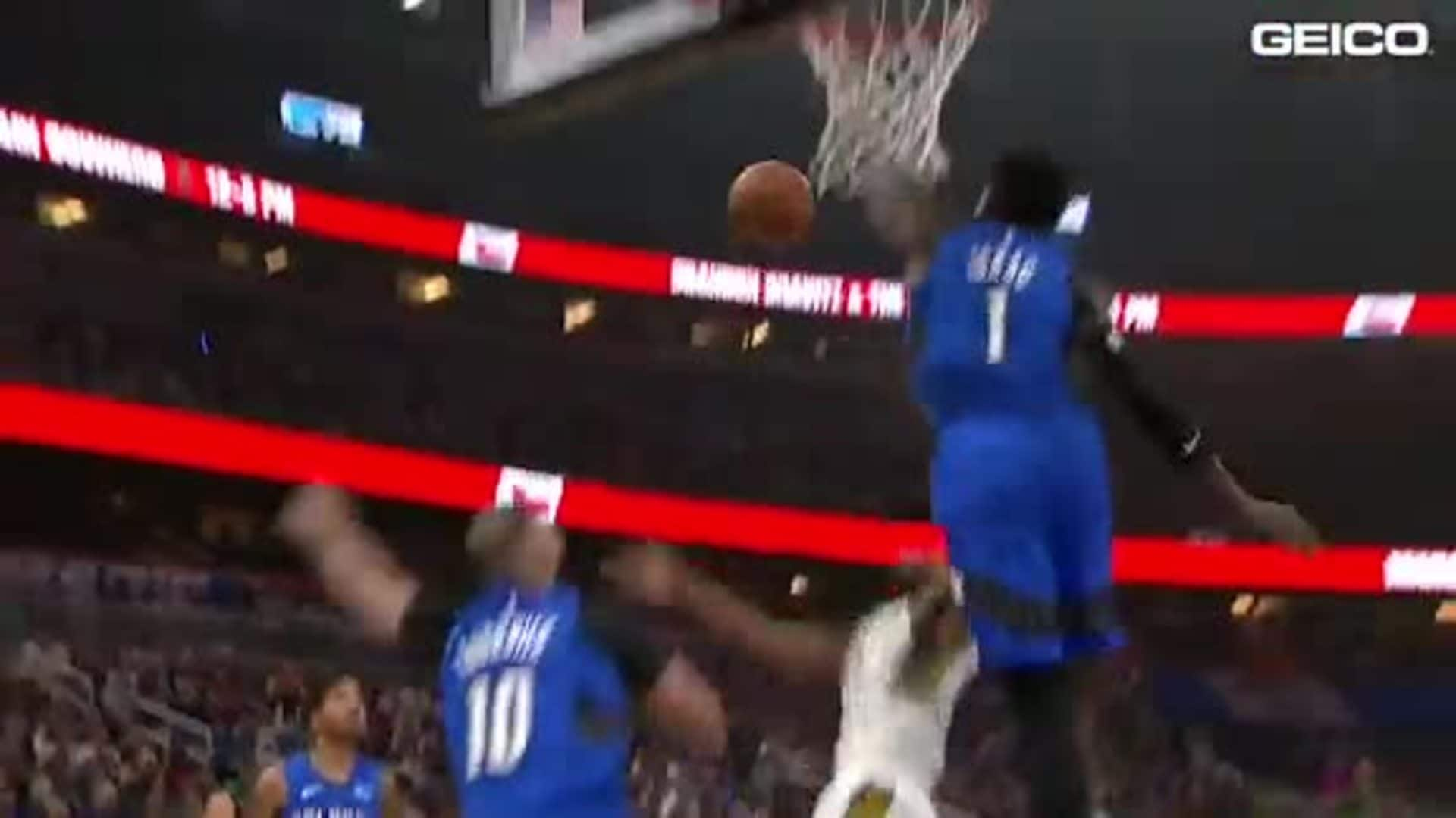 Game Highlights: Magic vs. Pacers