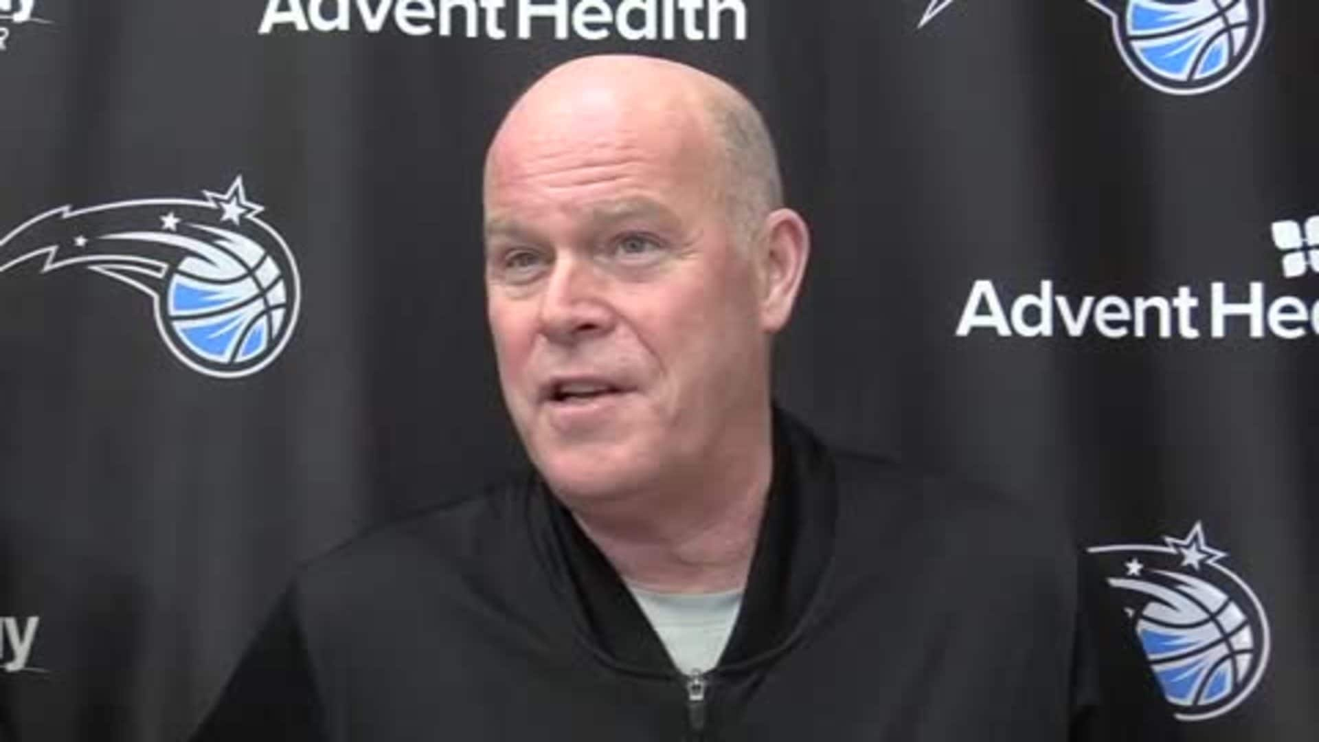 Magic Practice: Steve Clifford (11/14)