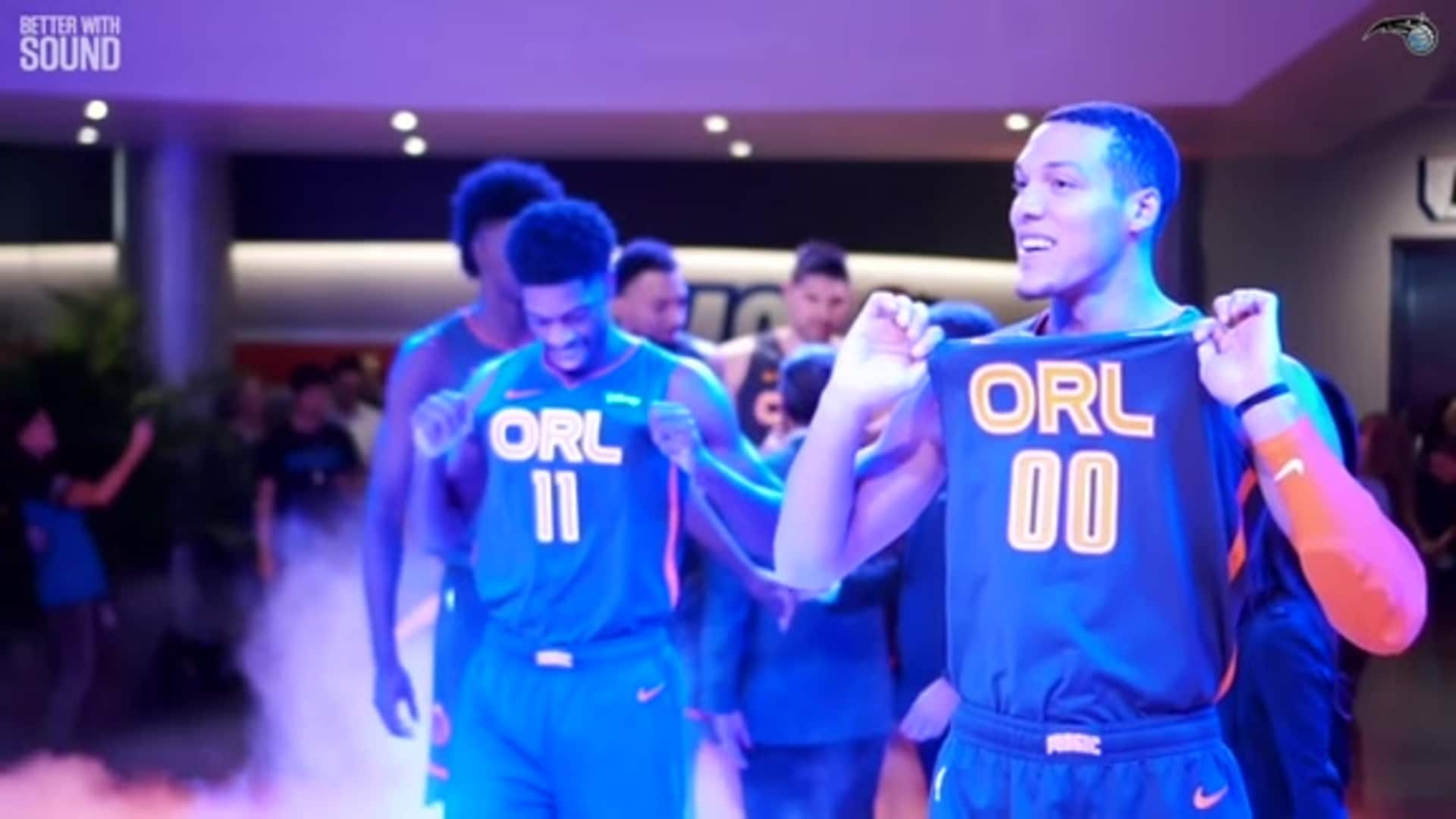 Magic Unveil City Edition Uniform