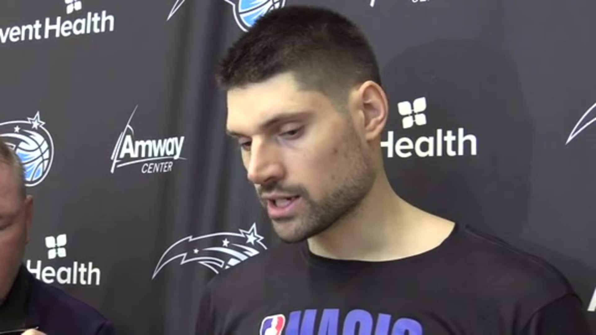 Magic Practice: Nikola Vucevic (11/19)