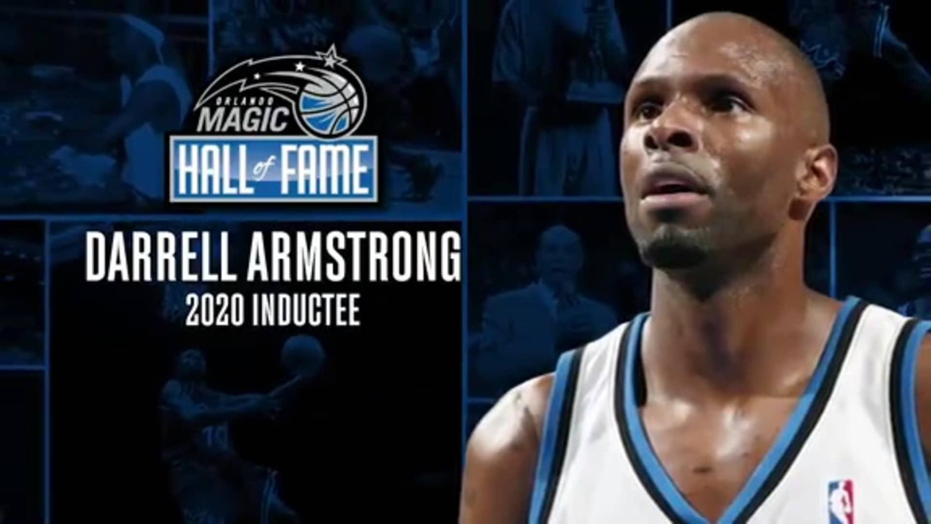 Magic to Induct Armstrong Into Team HOF