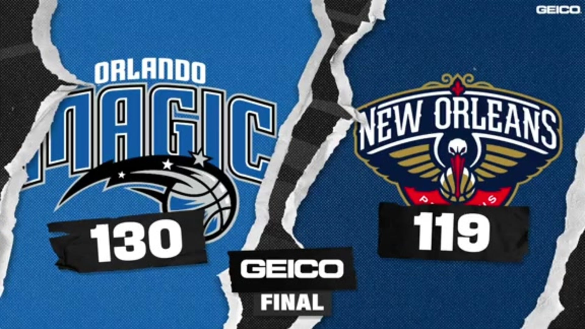 Game Highlights: Magic 130, Pelicans 119