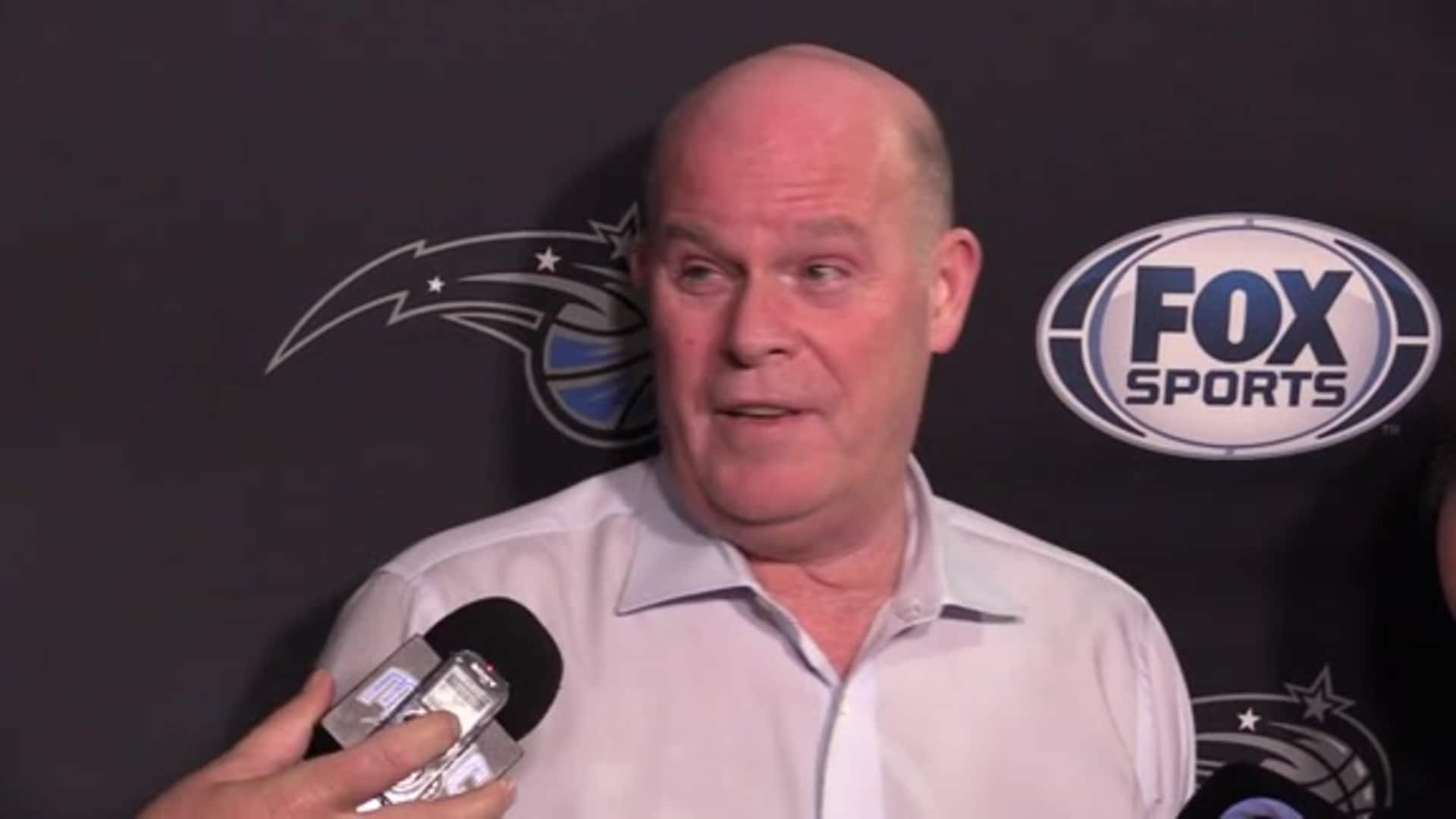 Clippers Pregame: Steve Clifford