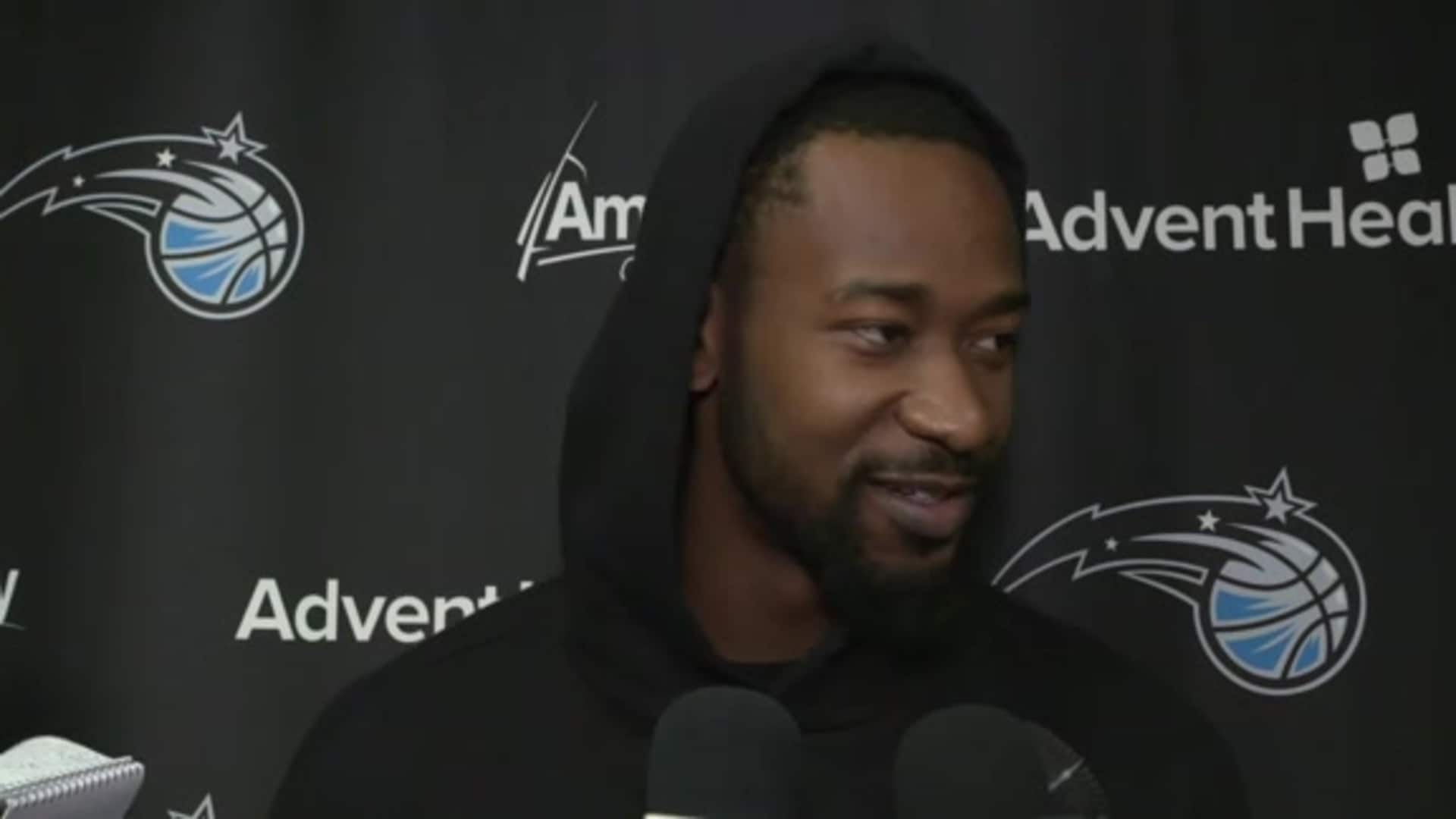 Thunder Pregame: Terrence Ross