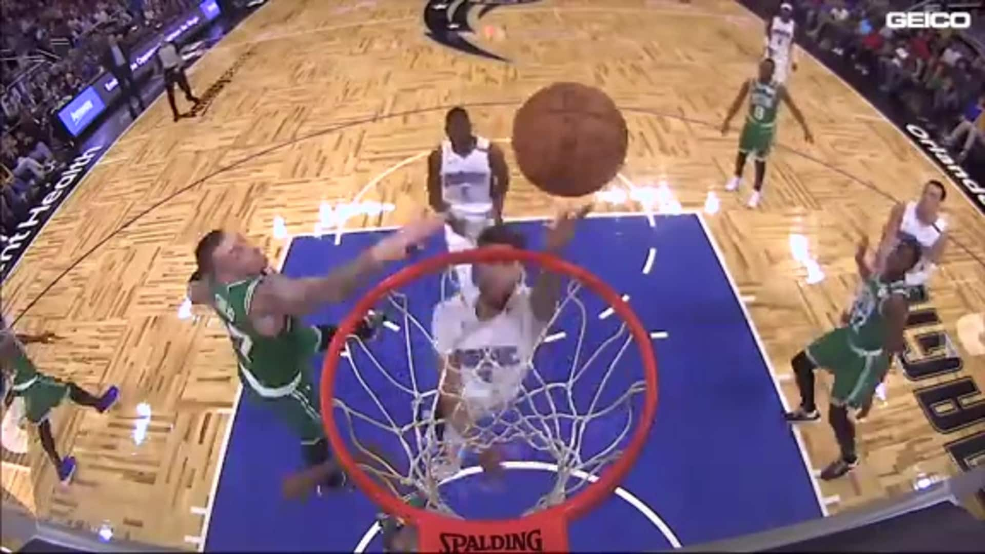 Game Highlights: Magic vs. Celtics