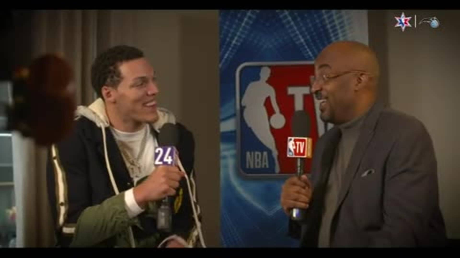 All-Access: A.G.'s All-Star Media Circuit