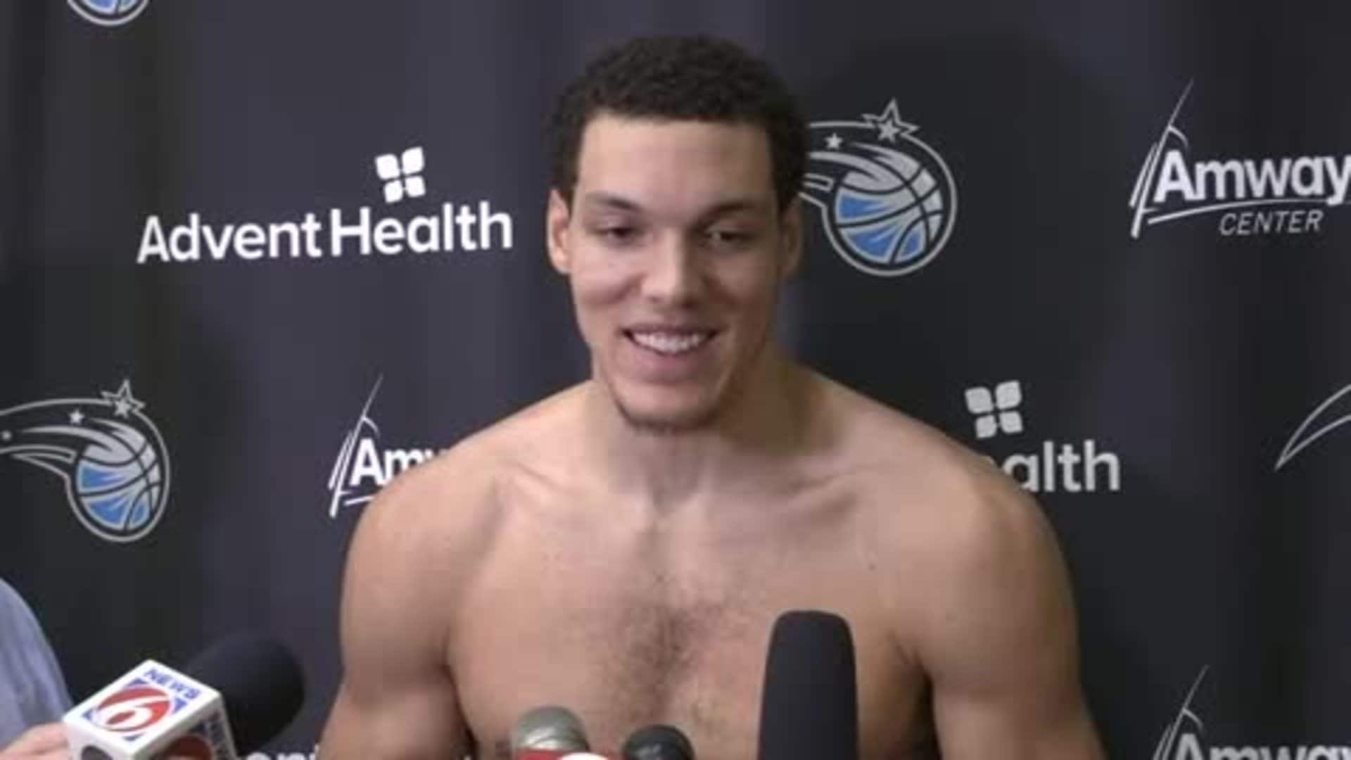 Magic Practice: Aaron Gordon (2/19)
