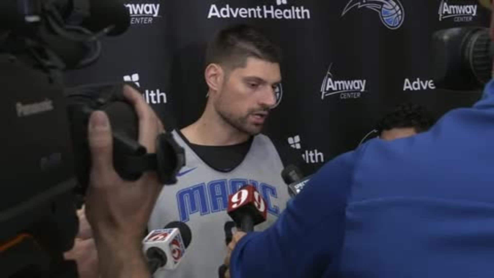 Magic Practice: Nikola Vucevic (2/20)