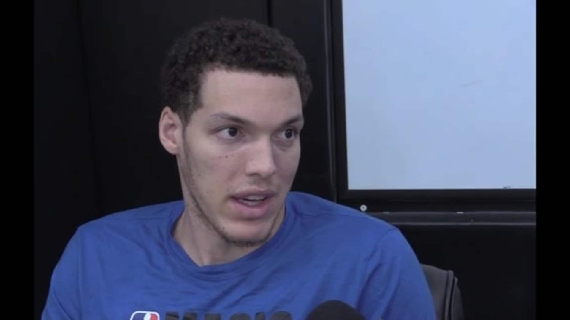 Magic Practice: Aaron Gordon (2/25)