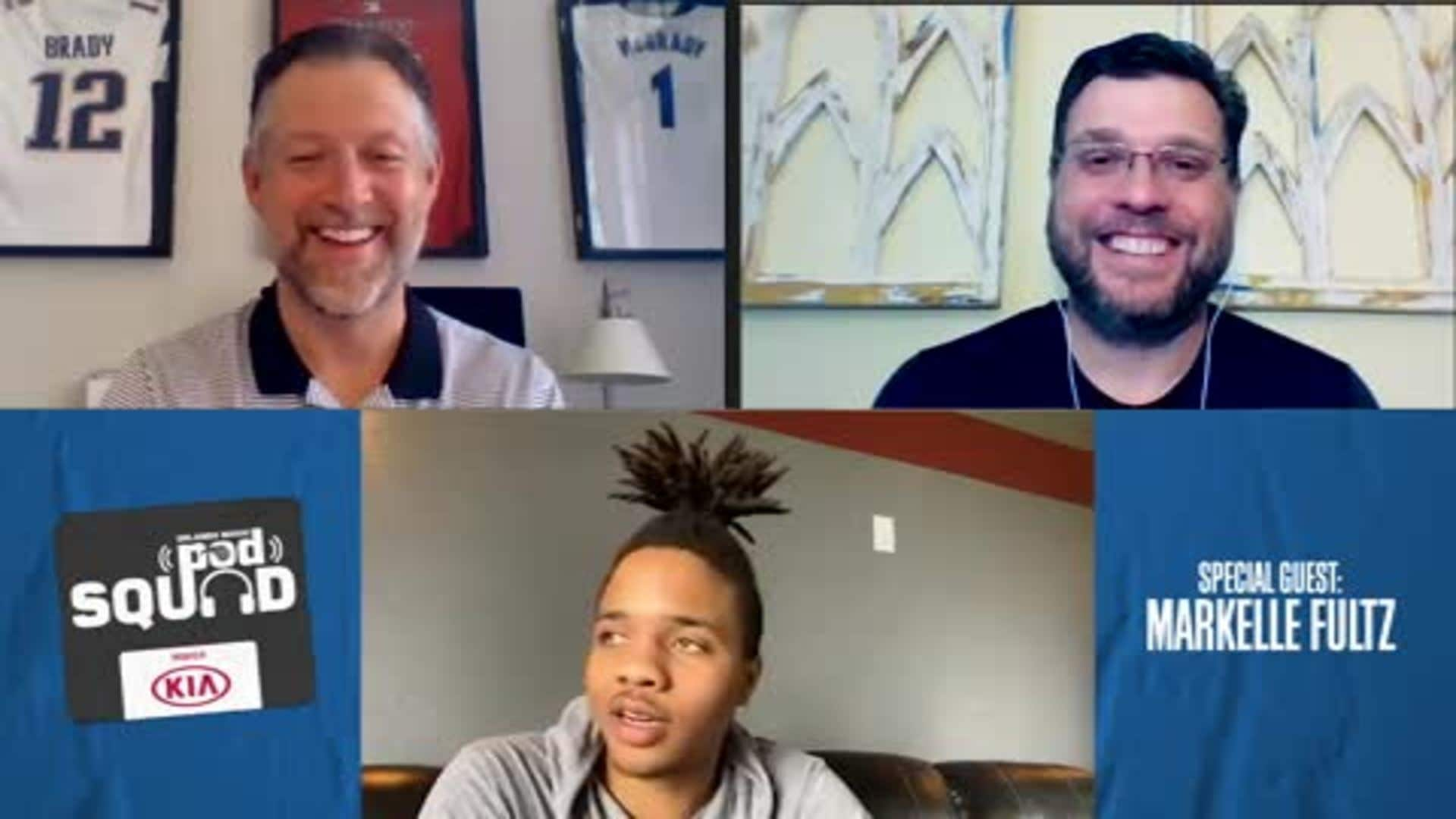 Orlando Magic Pod Squad: Markelle Fultz