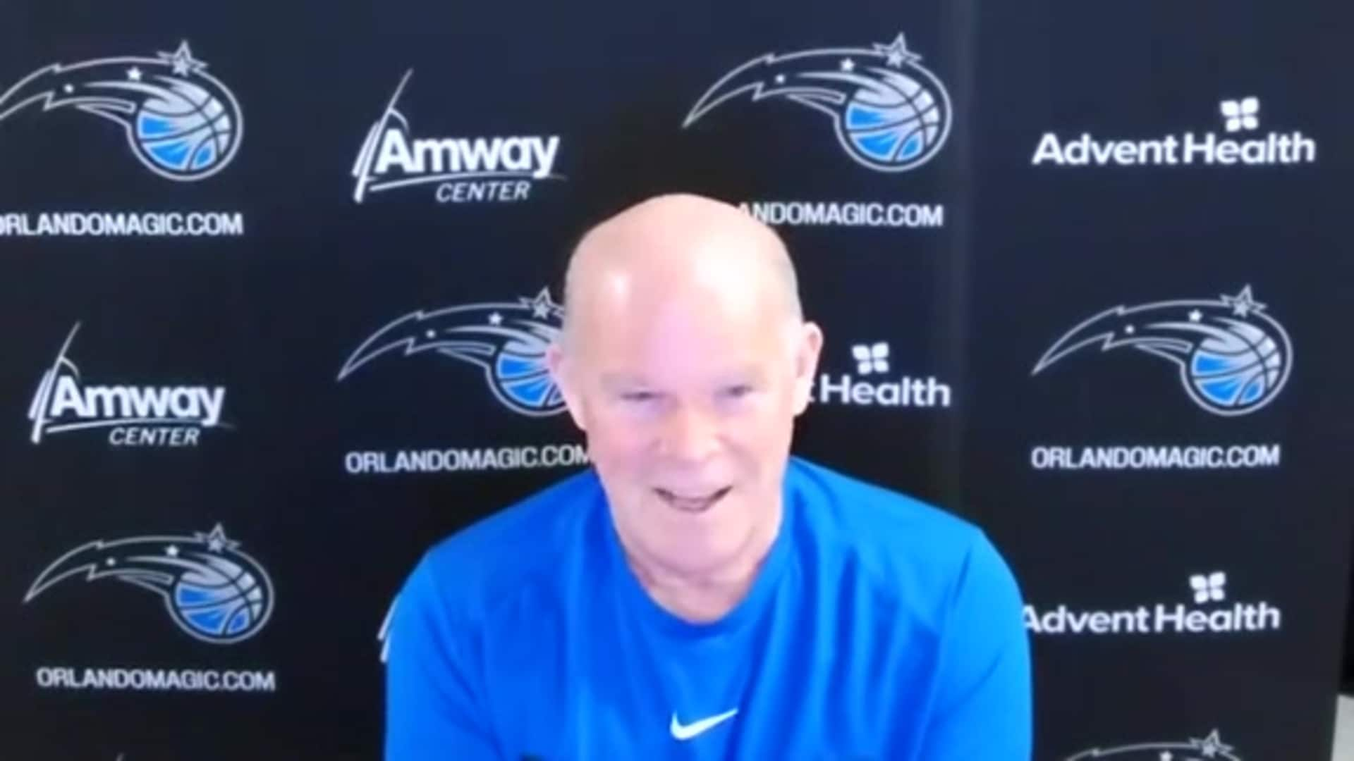 Magic Practice: Steve Clifford (7/15)