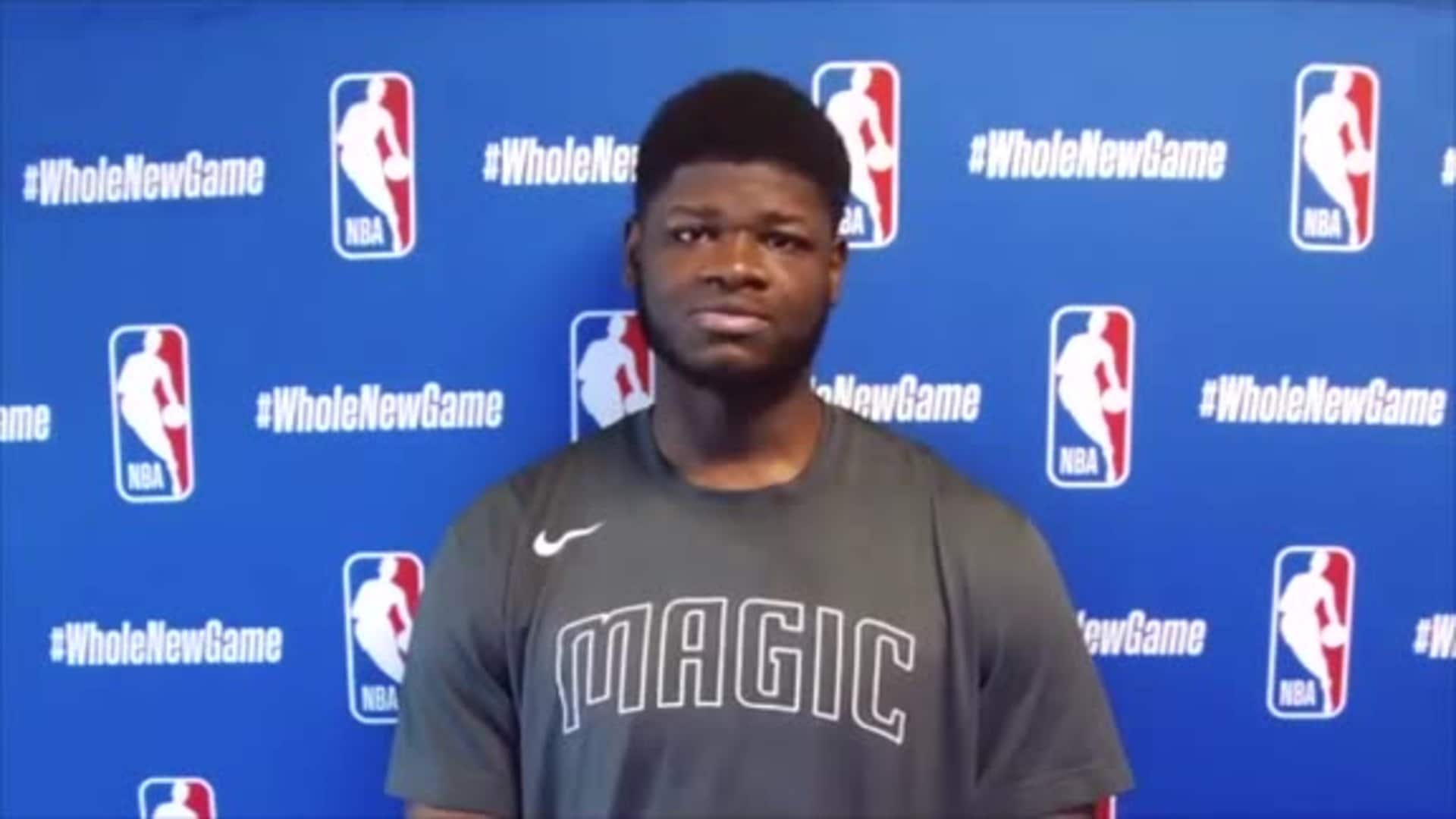 Lakers Postgame: Mo Bamba