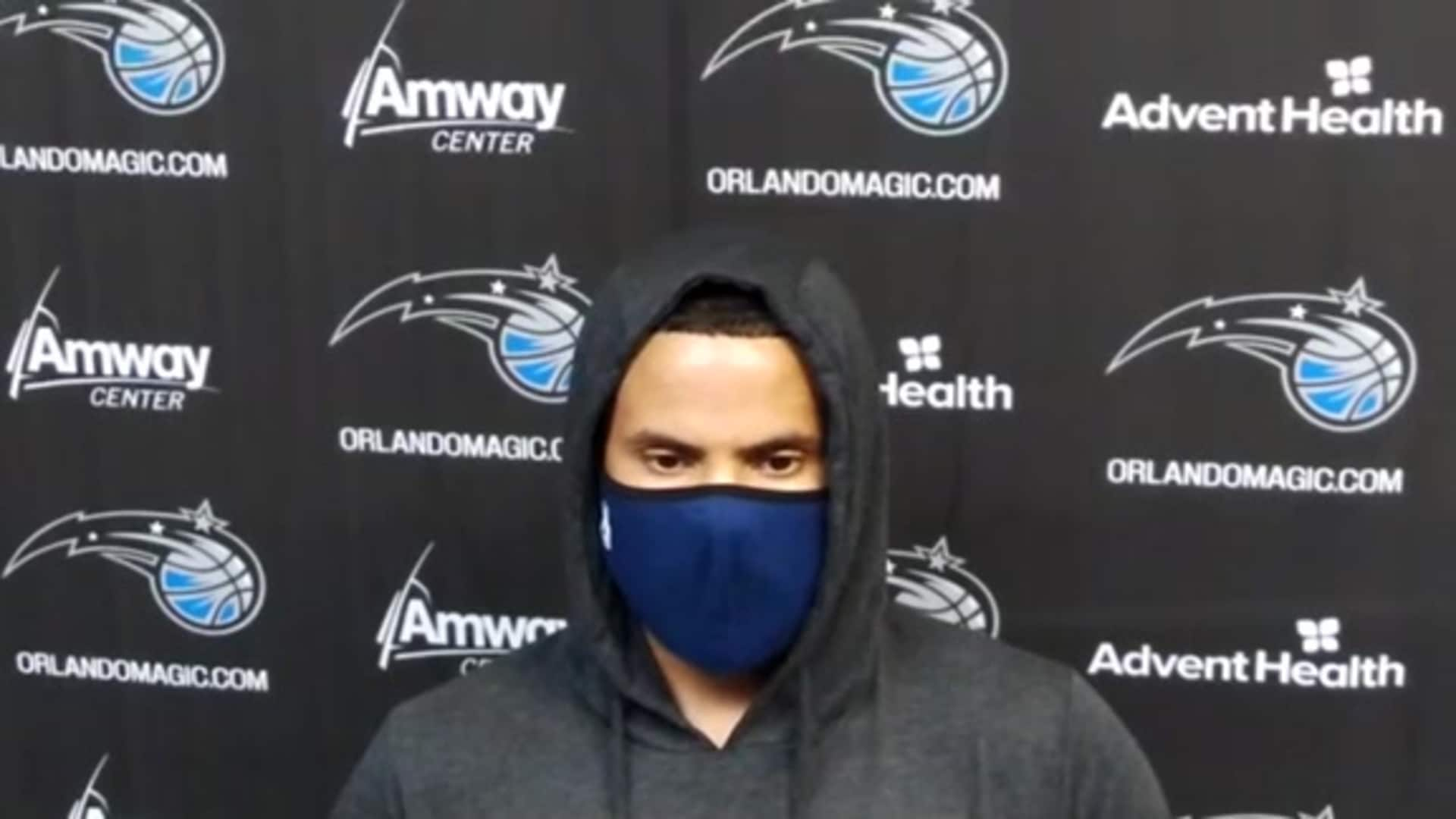 Sixers Postgame: D.J. Augustin