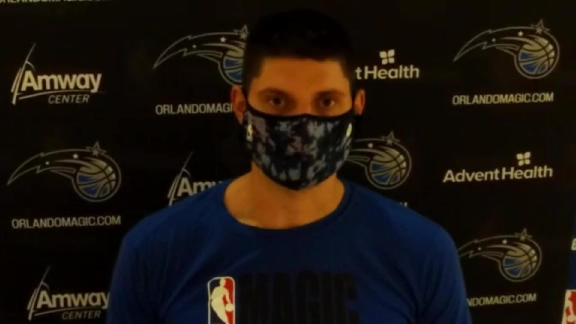 Magic Practice: Nikola Vucevic (8/8)