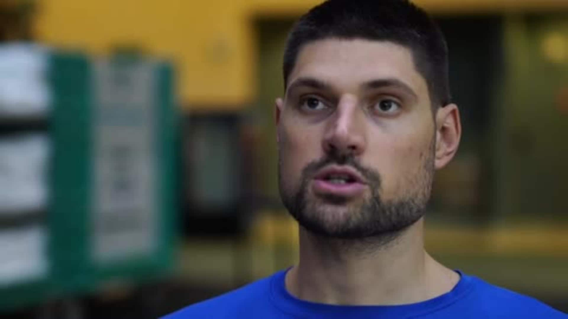 Game 5 Prep: Nikola Vucevic