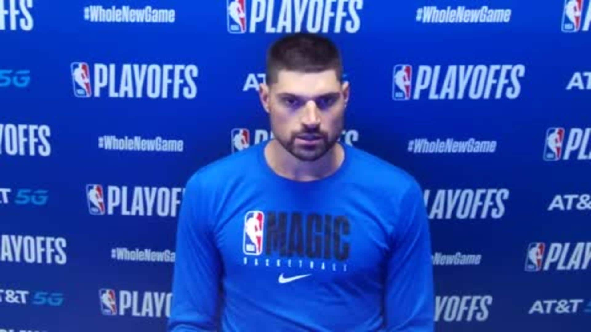 Magic Practice: Nikola Vucevic (8/28)
