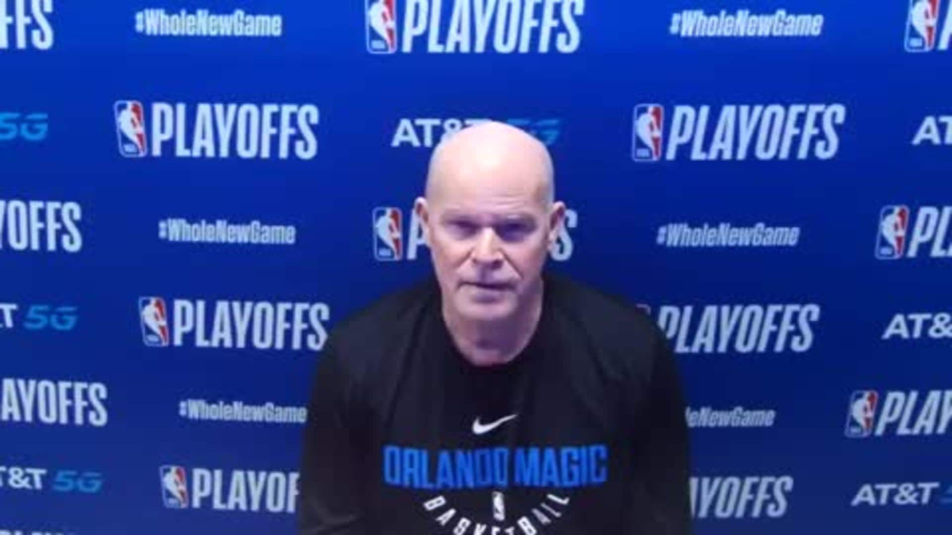 Magic Practice: Steve Clifford (8/28)