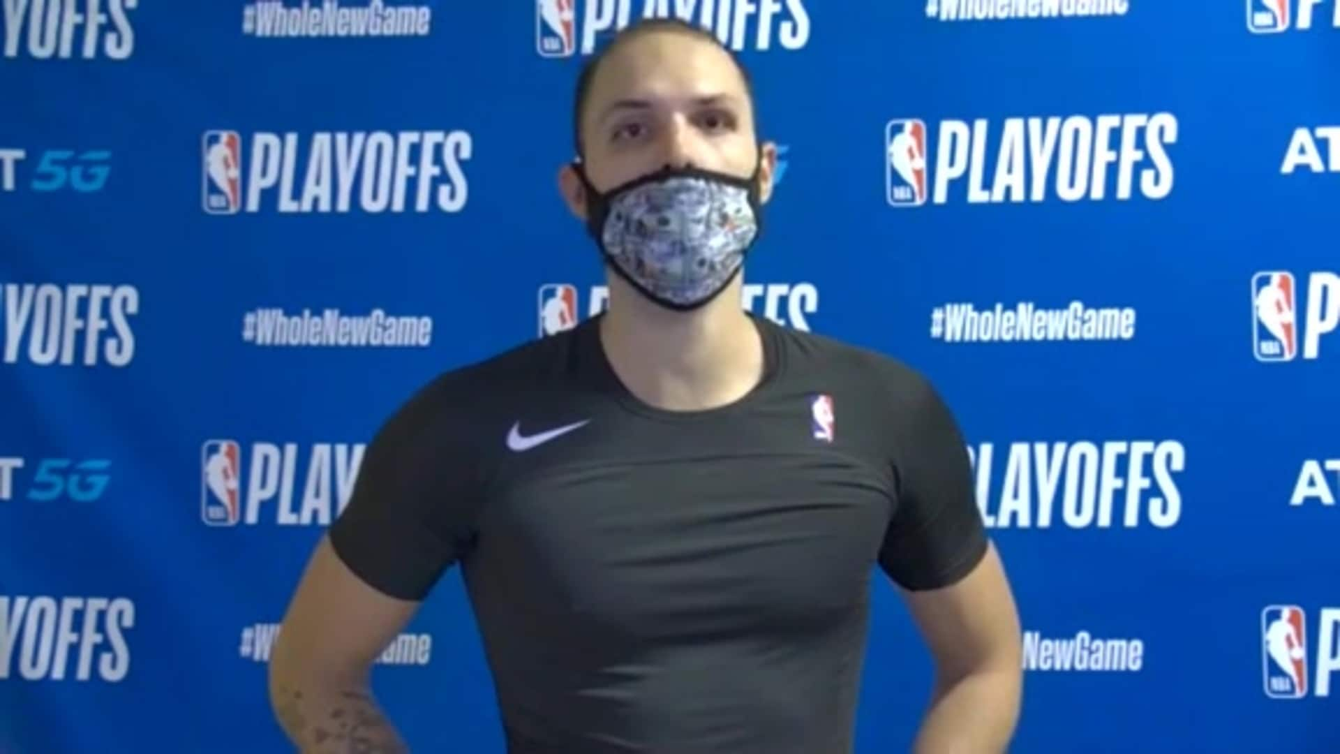 Game 5: Evan Fournier