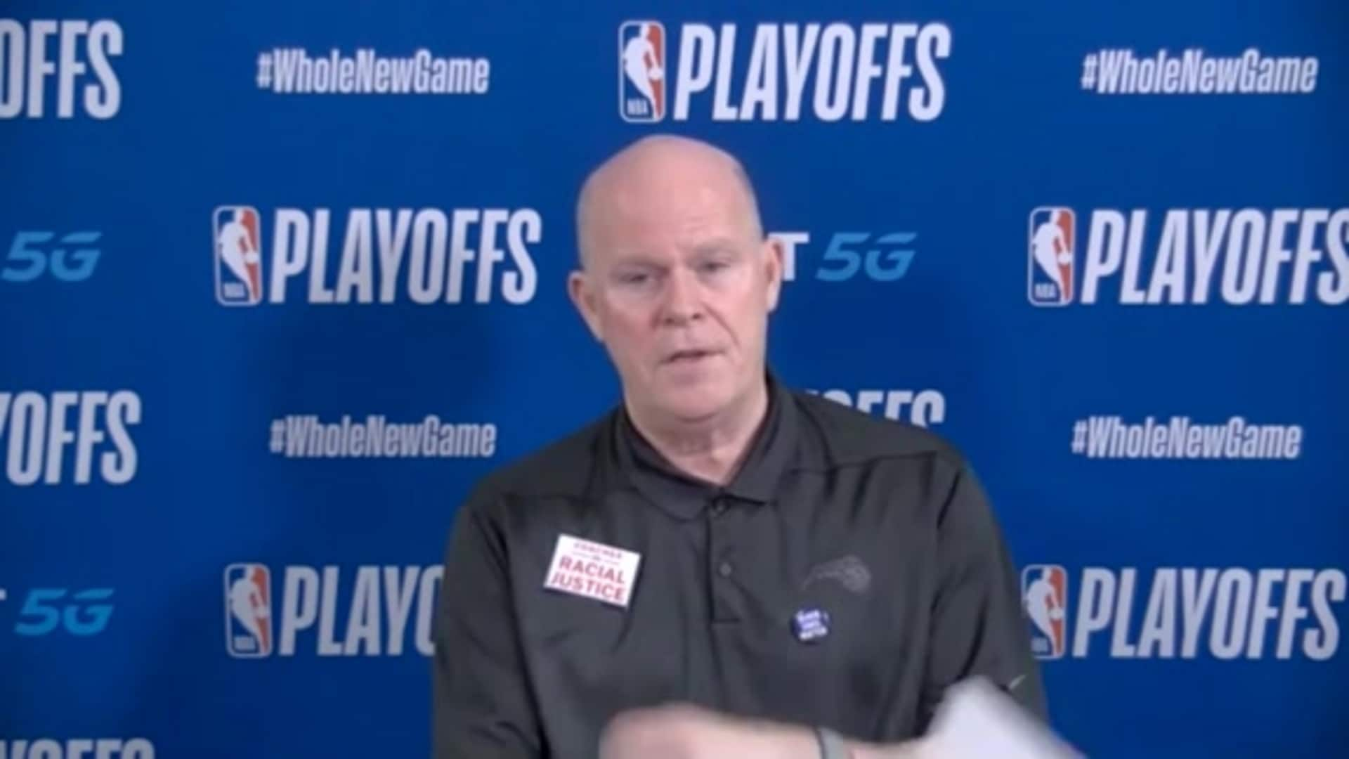 Game 5: Steve Clifford