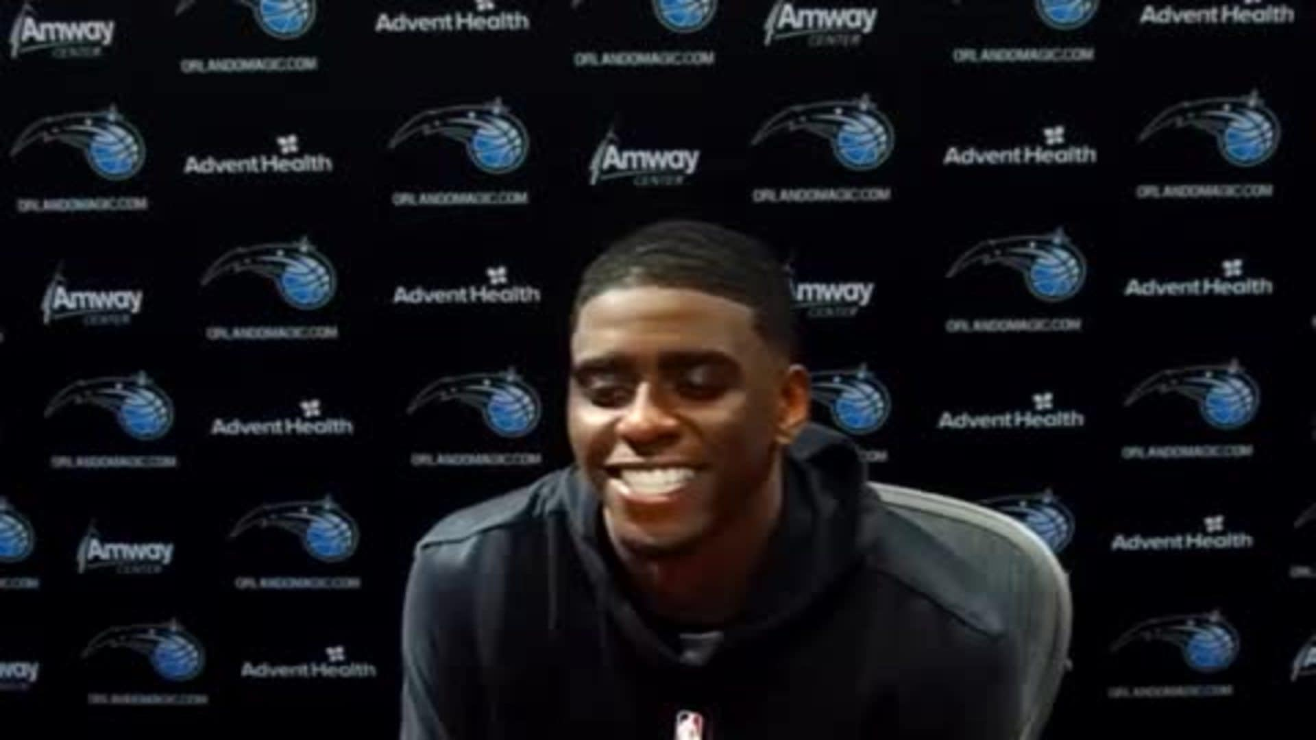Training Camp: Dwayne Bacon (12/2)