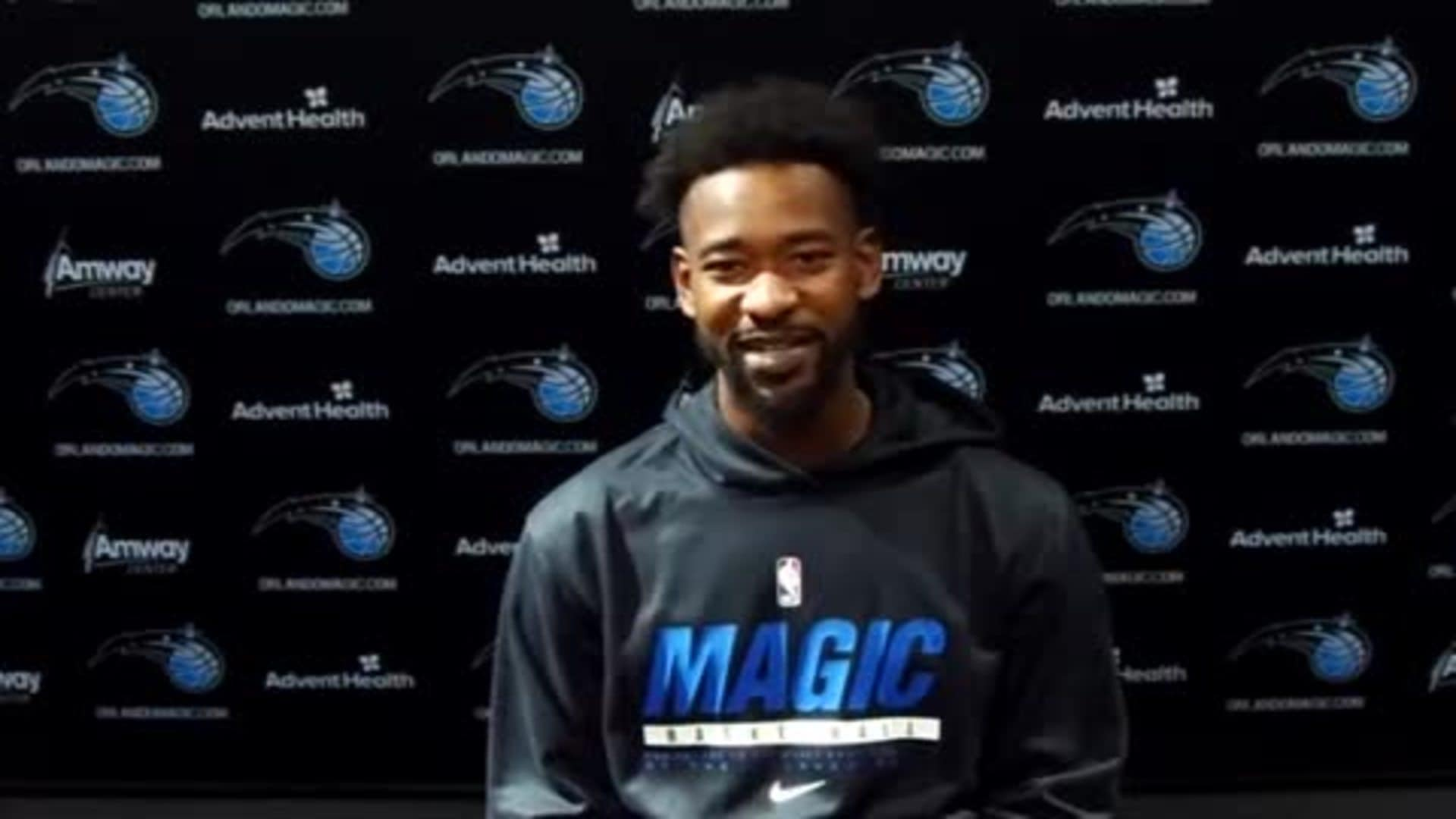 Training Camp: Terrence Ross (12/5)