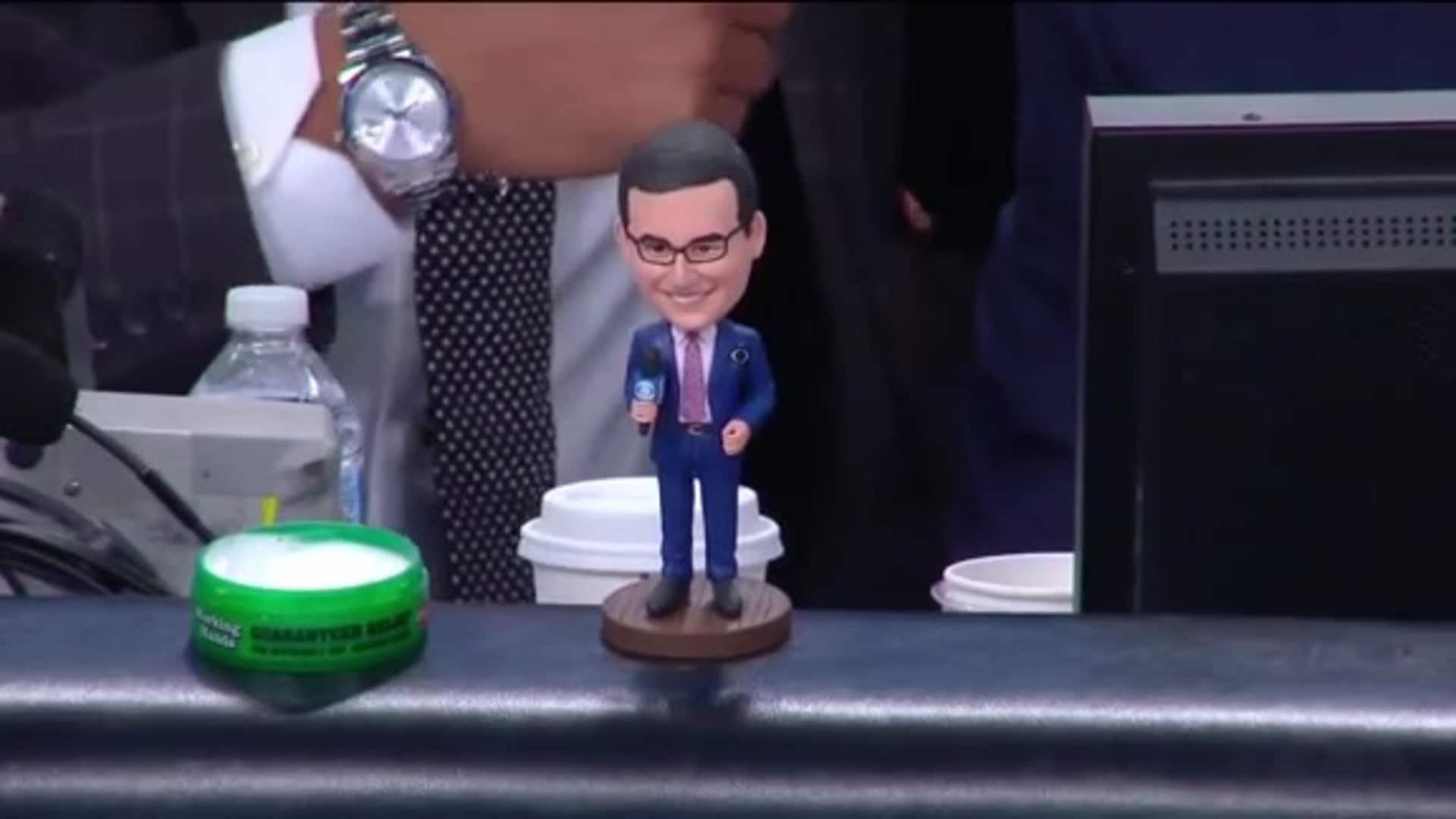 Spencer & Bird: National Bobblehead Day
