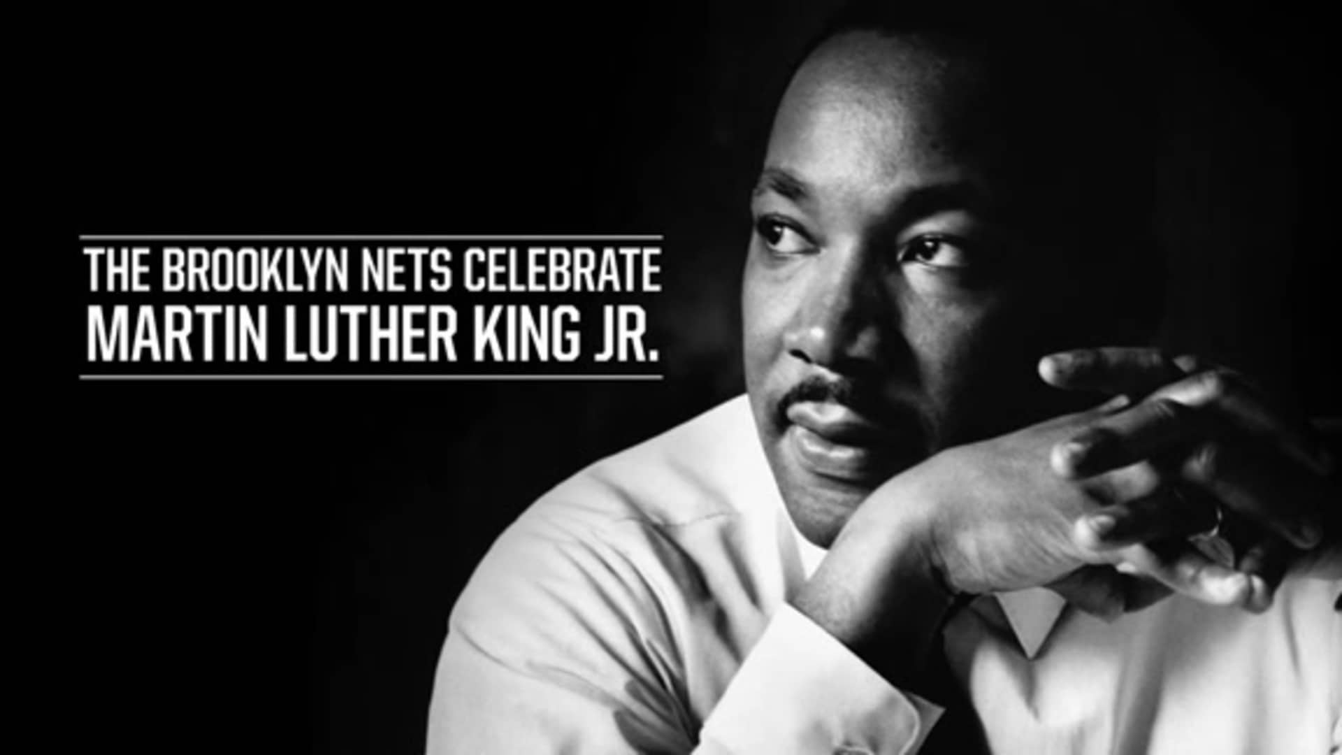 Nets Celebrate Dr. Martin Luther King Jr.