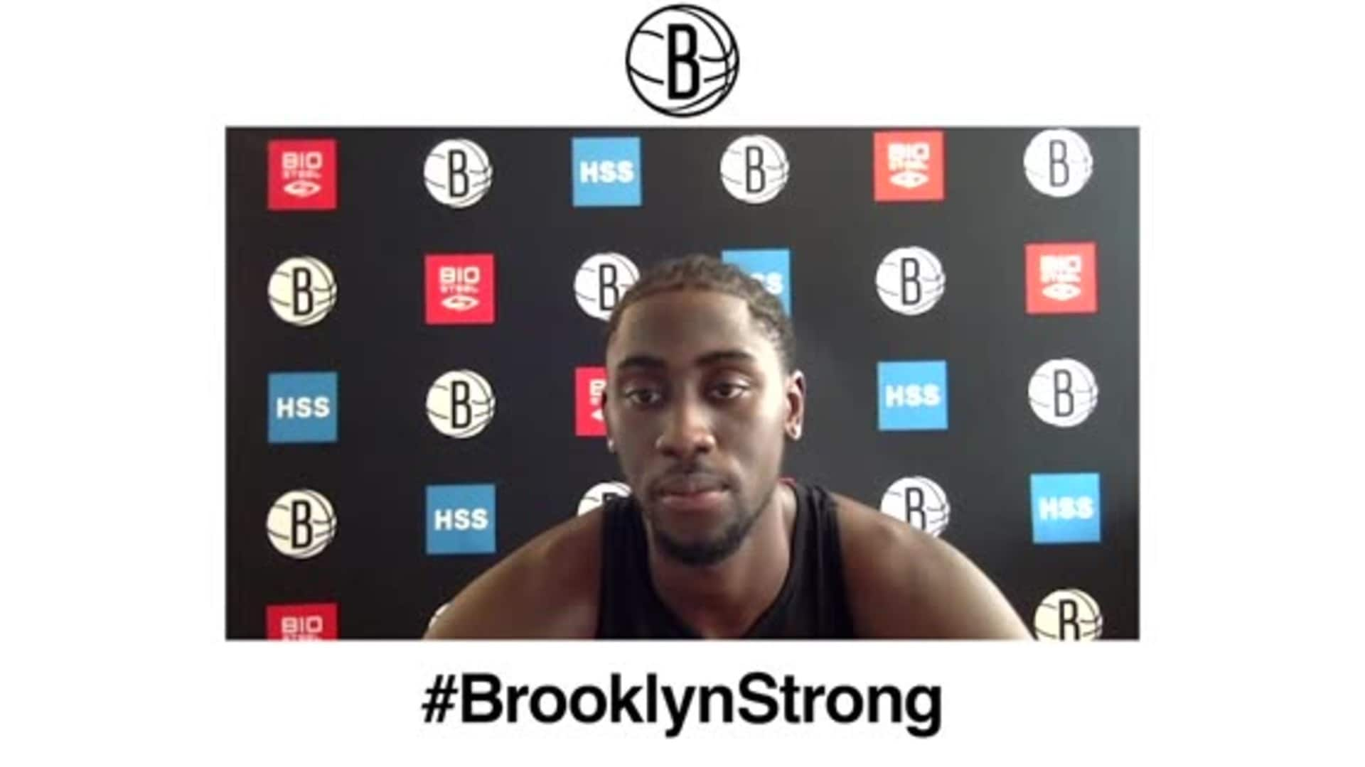 Media Sessions: Caris LeVert