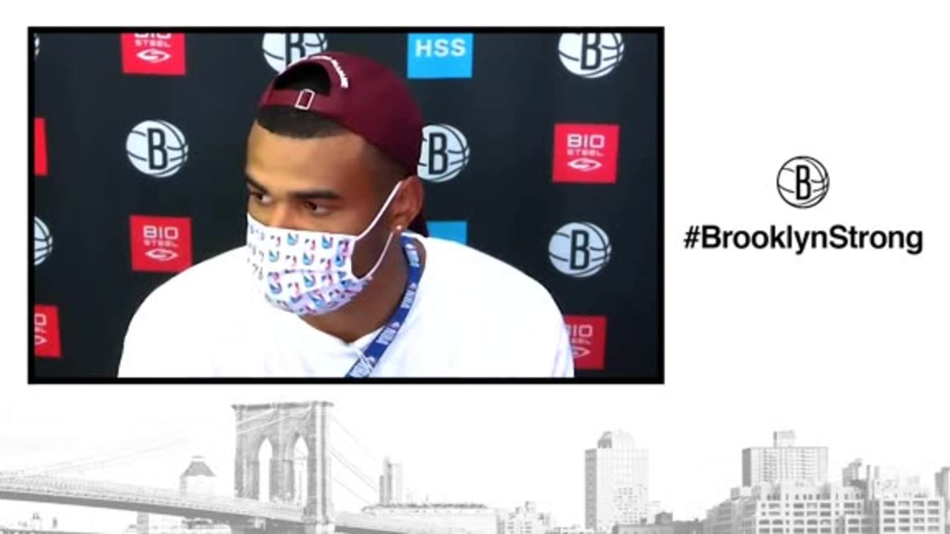 Media Sessions: Timothe Luwawu-Cabarrot