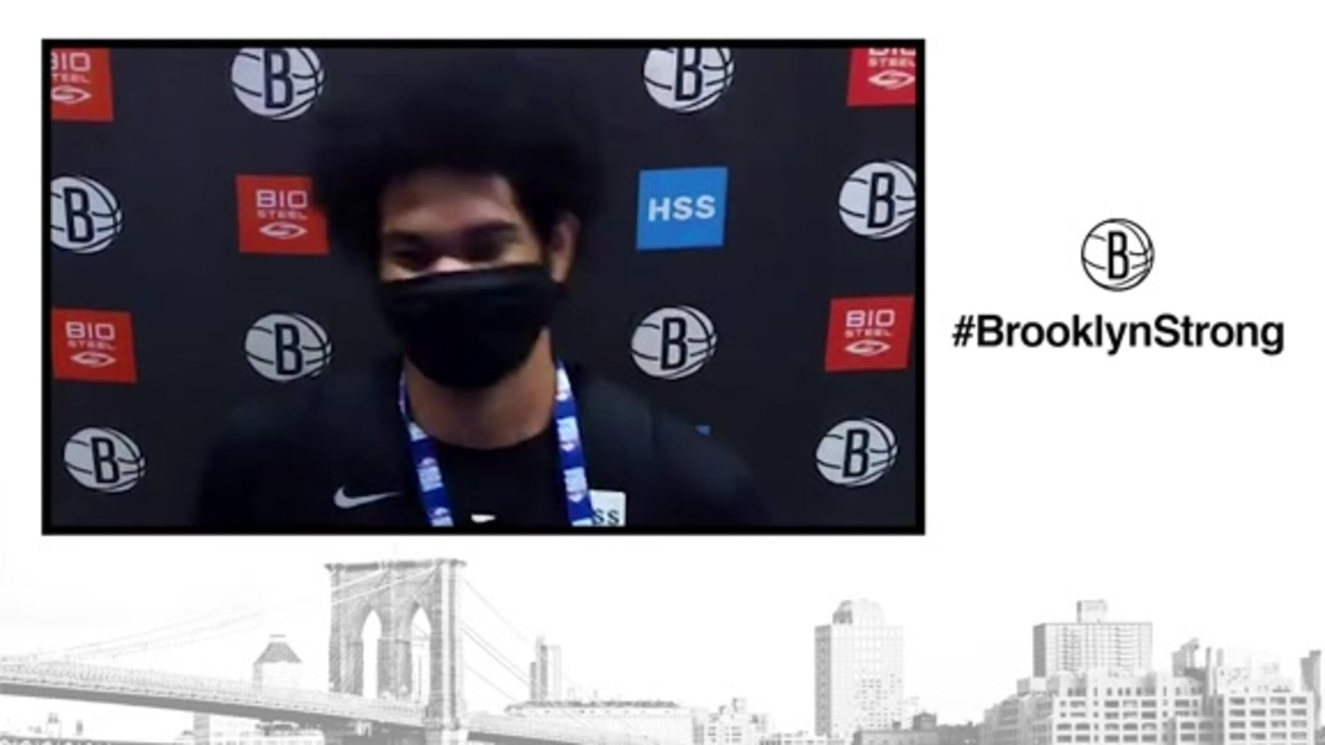 Media Sessions: Jarrett Allen