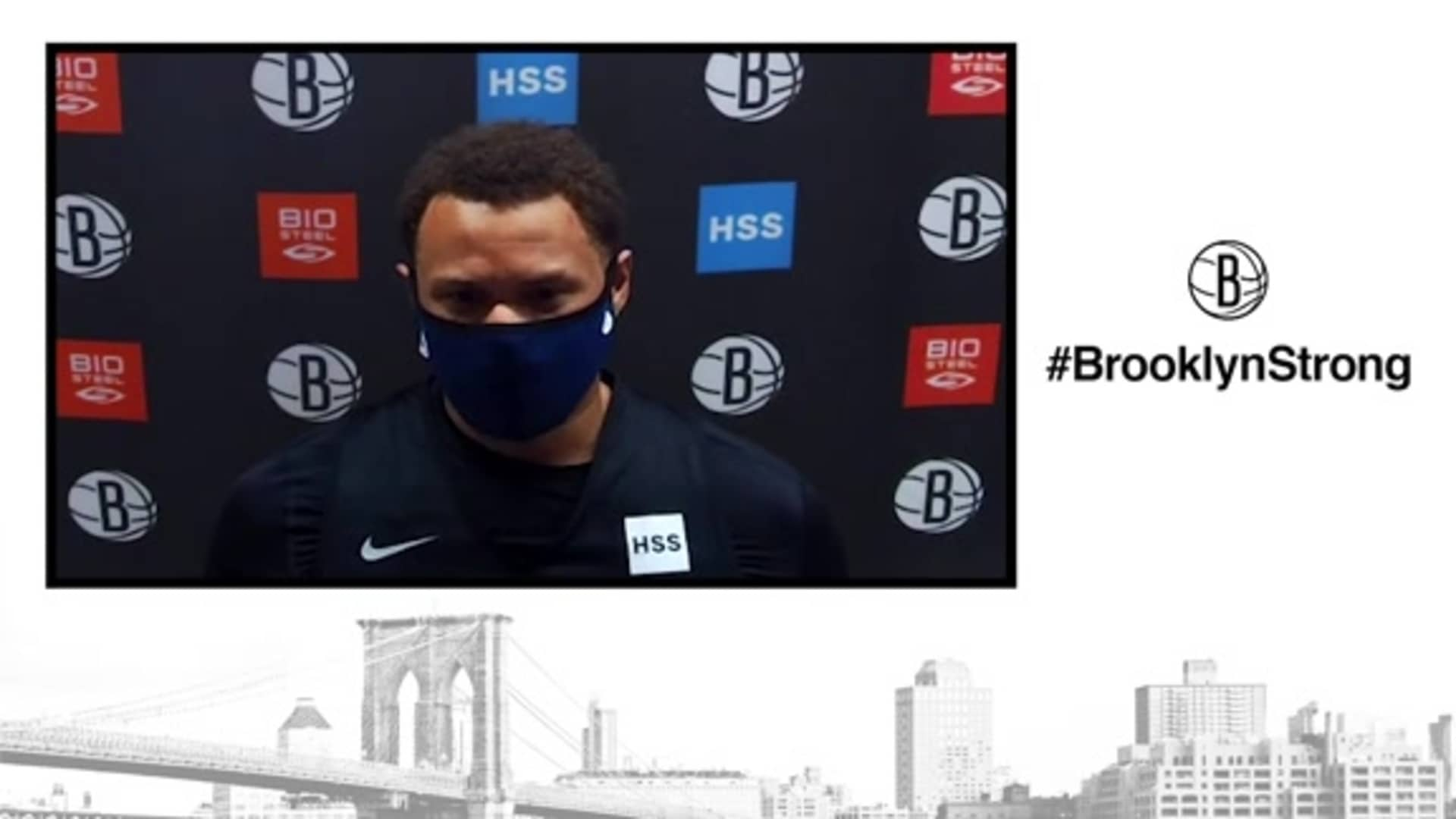 Media Sessions: Justin Anderson