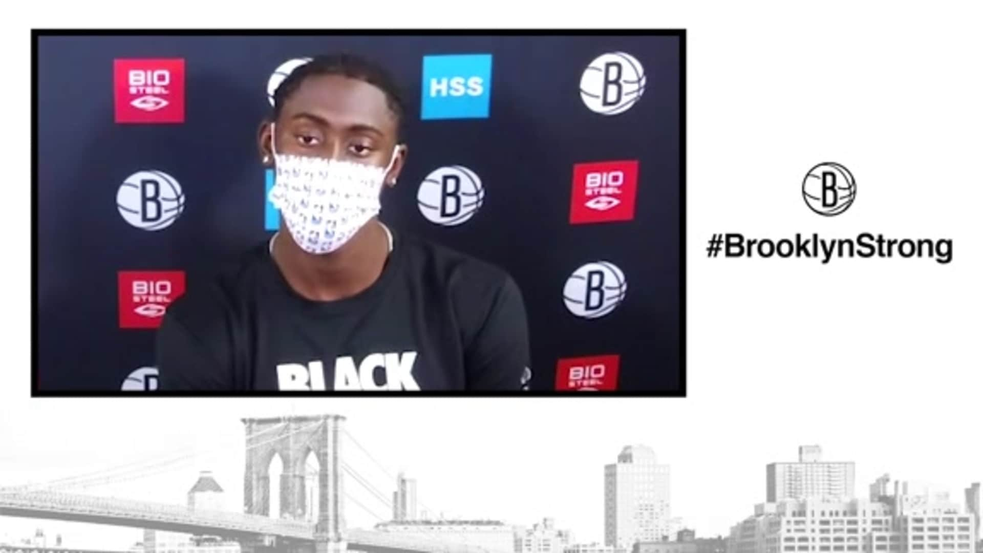Caris LeVert: Postgame vs. Clippers