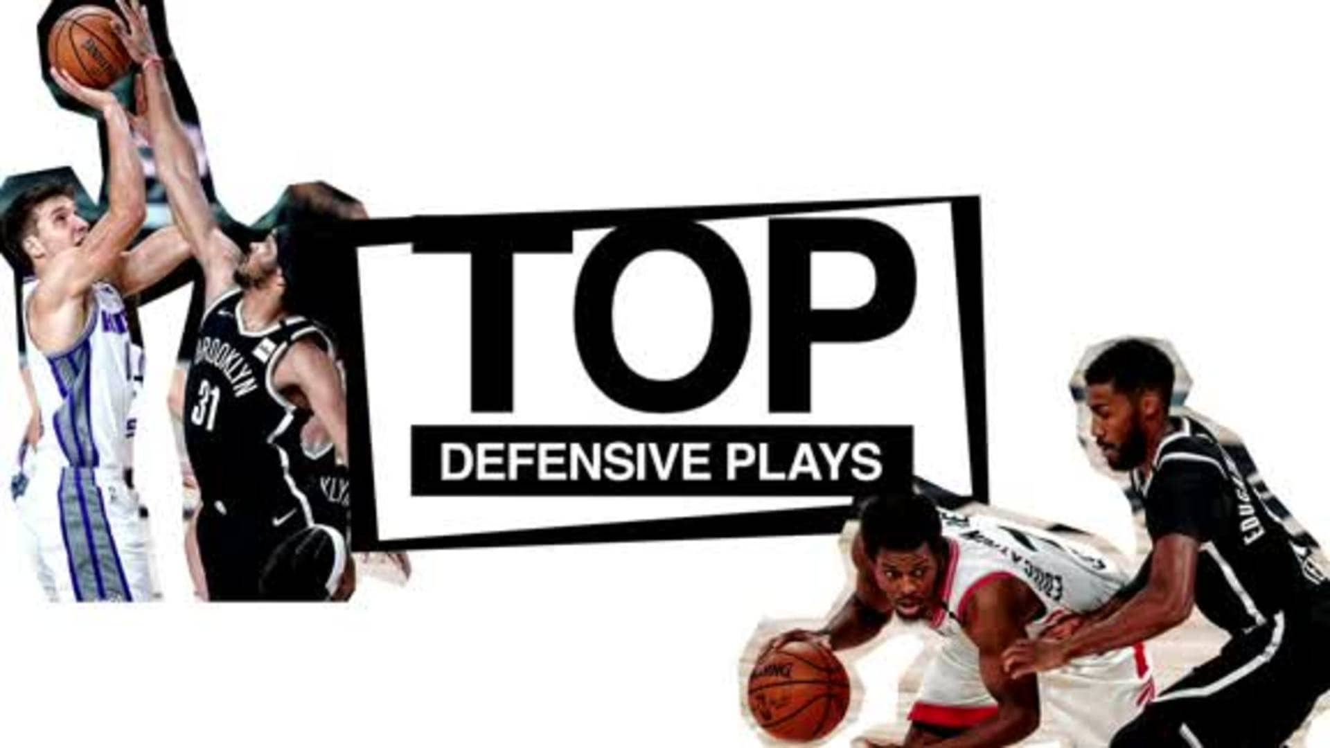 Top Defensive Plays of 2019-20 Season