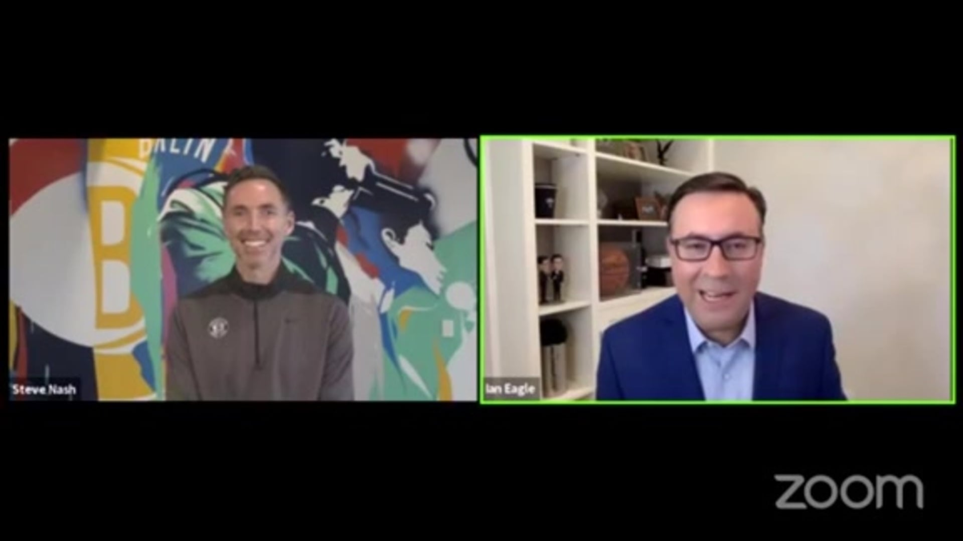 Virtual Town Hall with Steve Nash