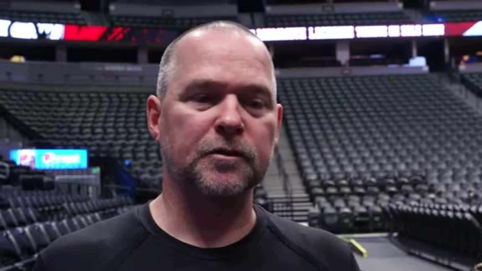 Nuggets practice: Michael Malone interview (11/4/19)