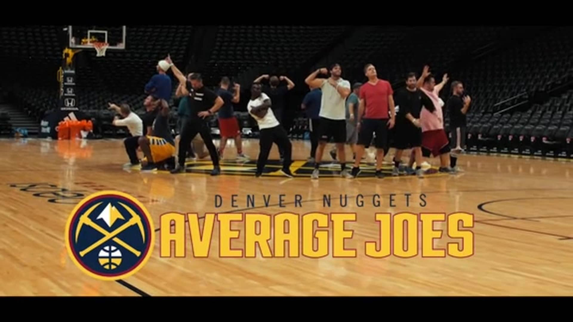 Introducing the Average Joes