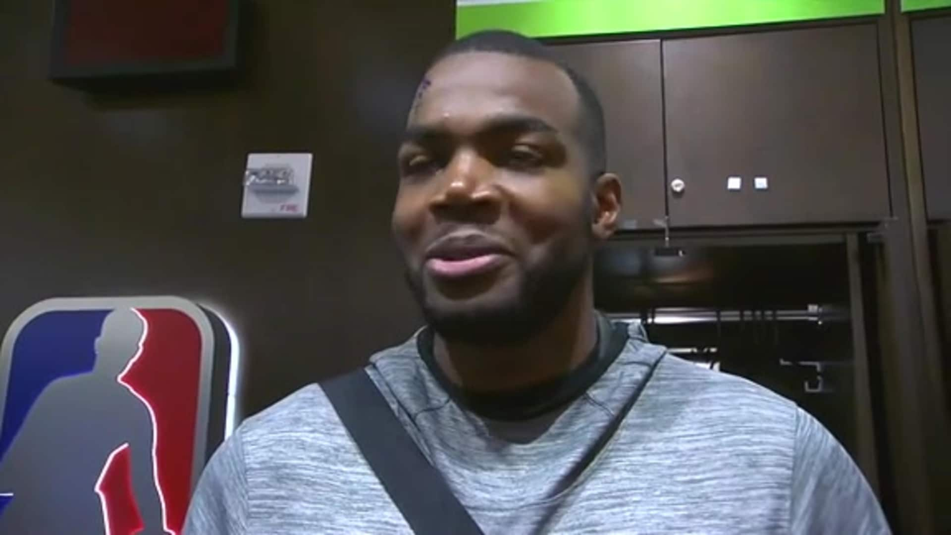 Nuggets vs. Timberwolves: Paul Millsap postgame interview
