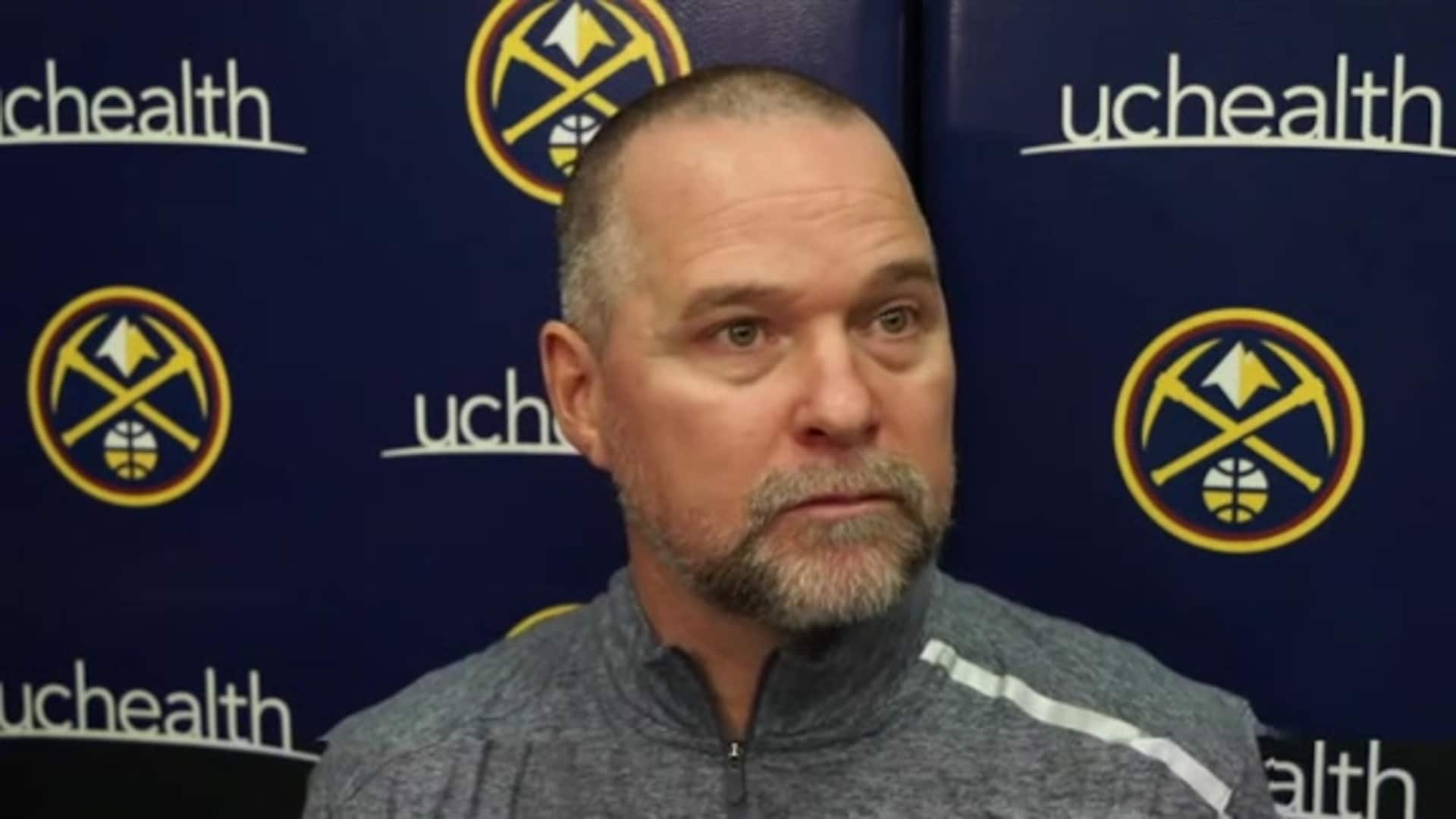 Nuggets practice: Michael Malone interview (11/19/19)