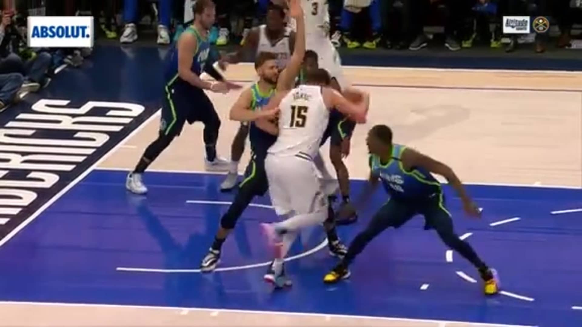Nikola Jokic highlights (33 points) vs. Mavericks: Jan. 8