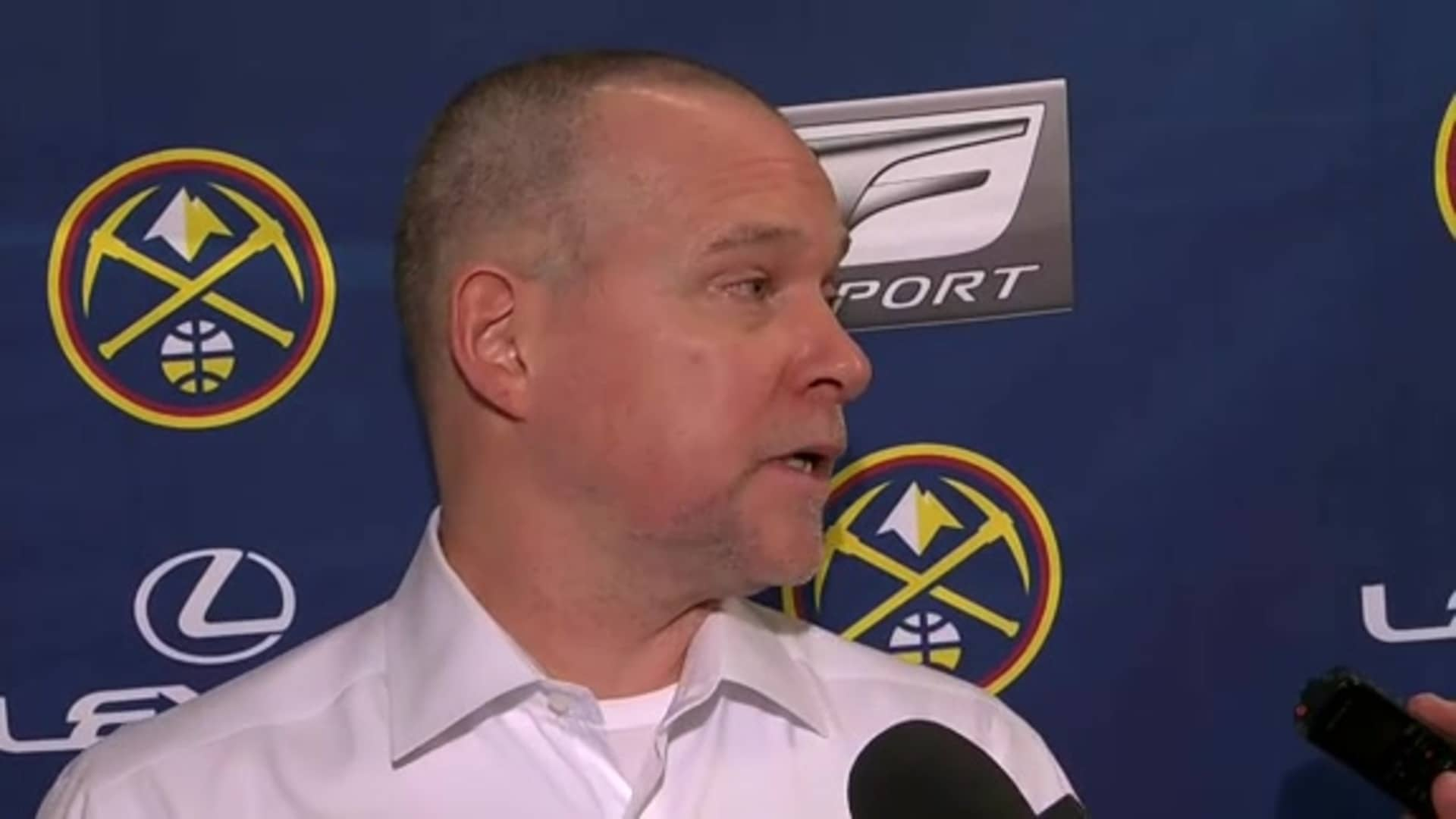 Coach Malone postgame comments after win vs. Mavs