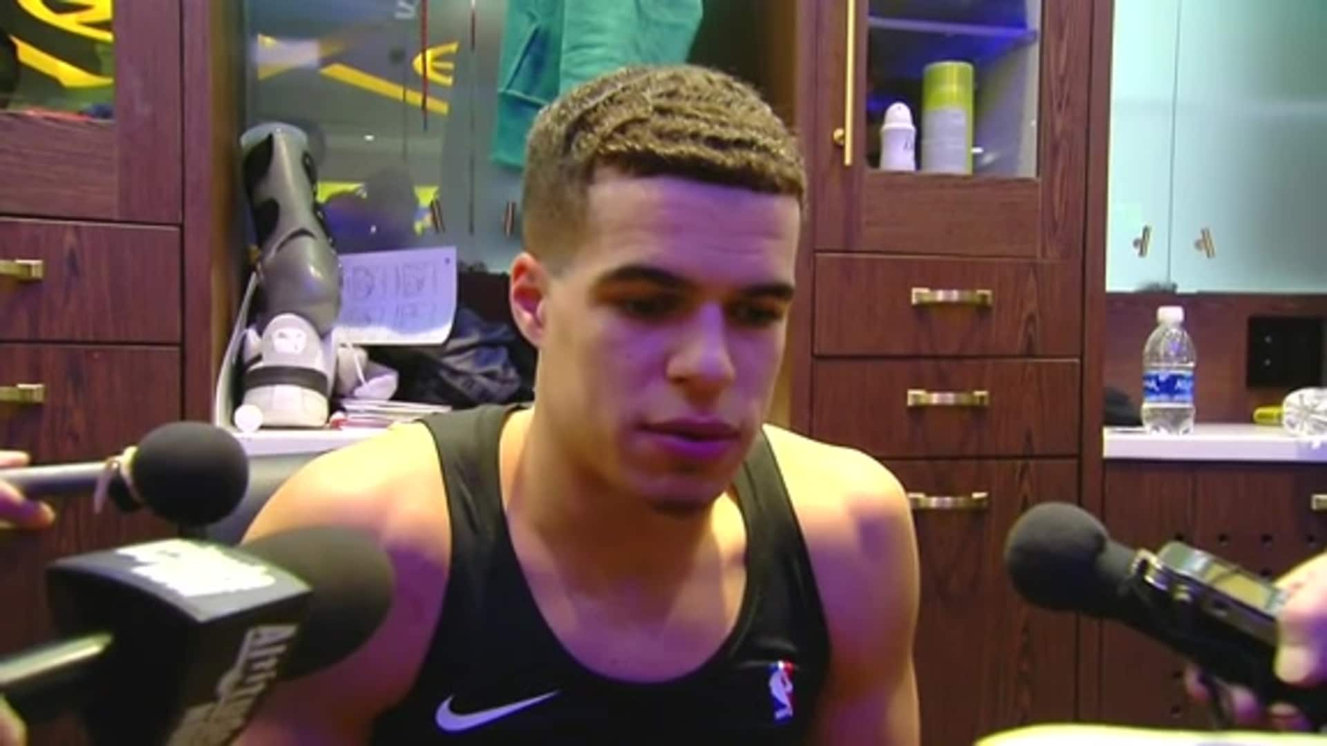 Nuggets vs. Hornets: Michael Porter Jr. postgame interview