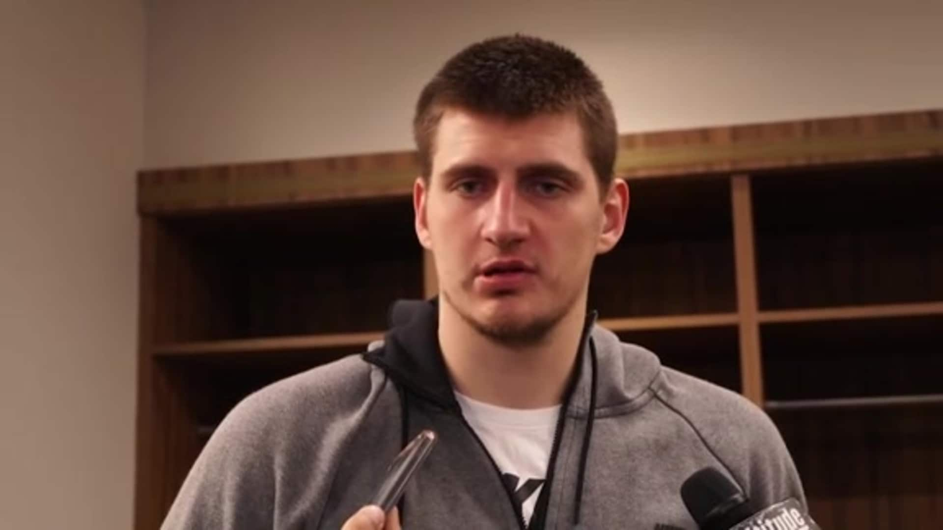Nuggets vs. Warriors: Nikola Jokić postgame interview