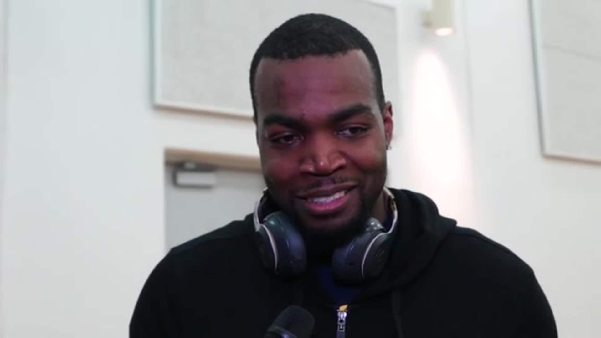 Paul Millsap discusses his initiative with PGA WORKS