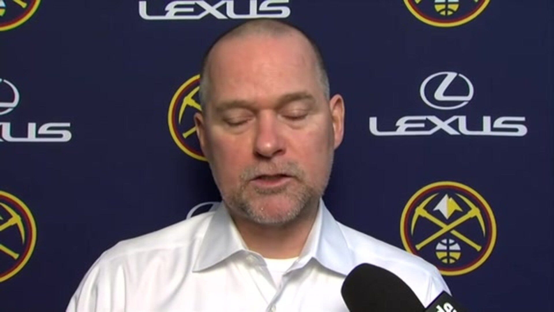 Coach Malone's postgame comments after loss to Grizzlies