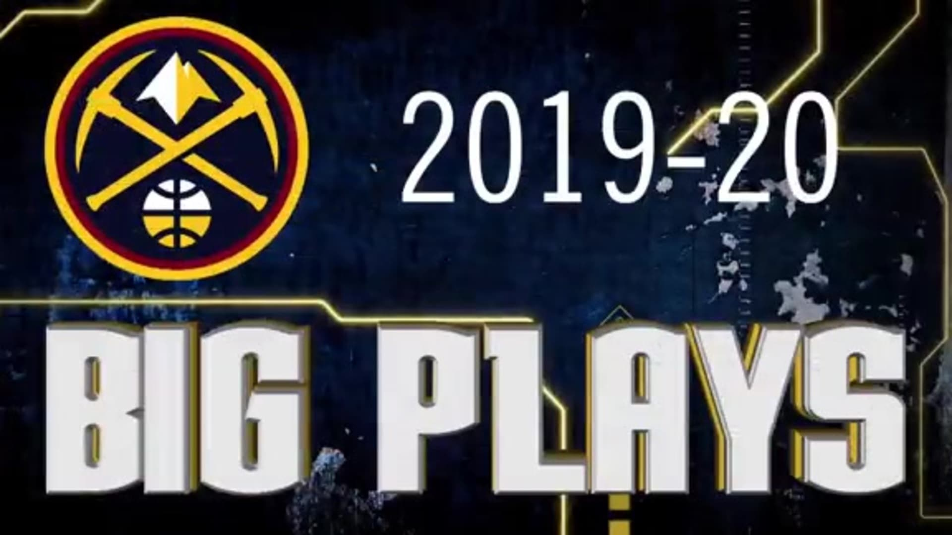 Denver Nuggets top plays of the season so far