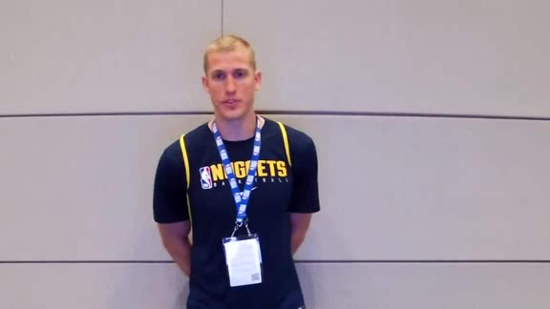 Mason Plumlee Media Availability (7/12/20)