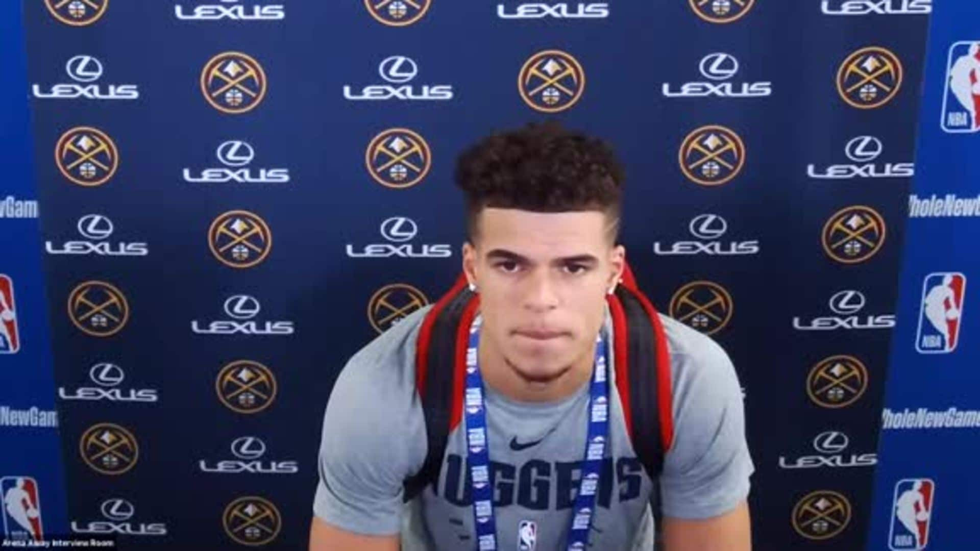 MPJ Media Availability (08/03/2020)