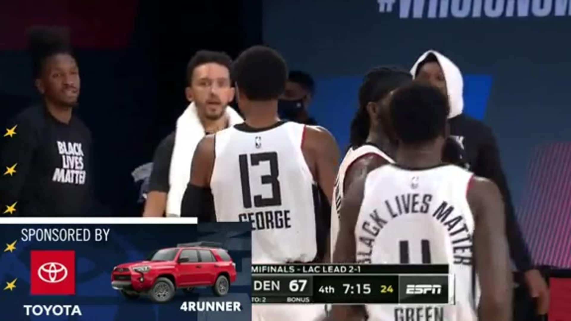 Toyota Game Recap: Clippers 96 - 85 Nuggets | Game 4