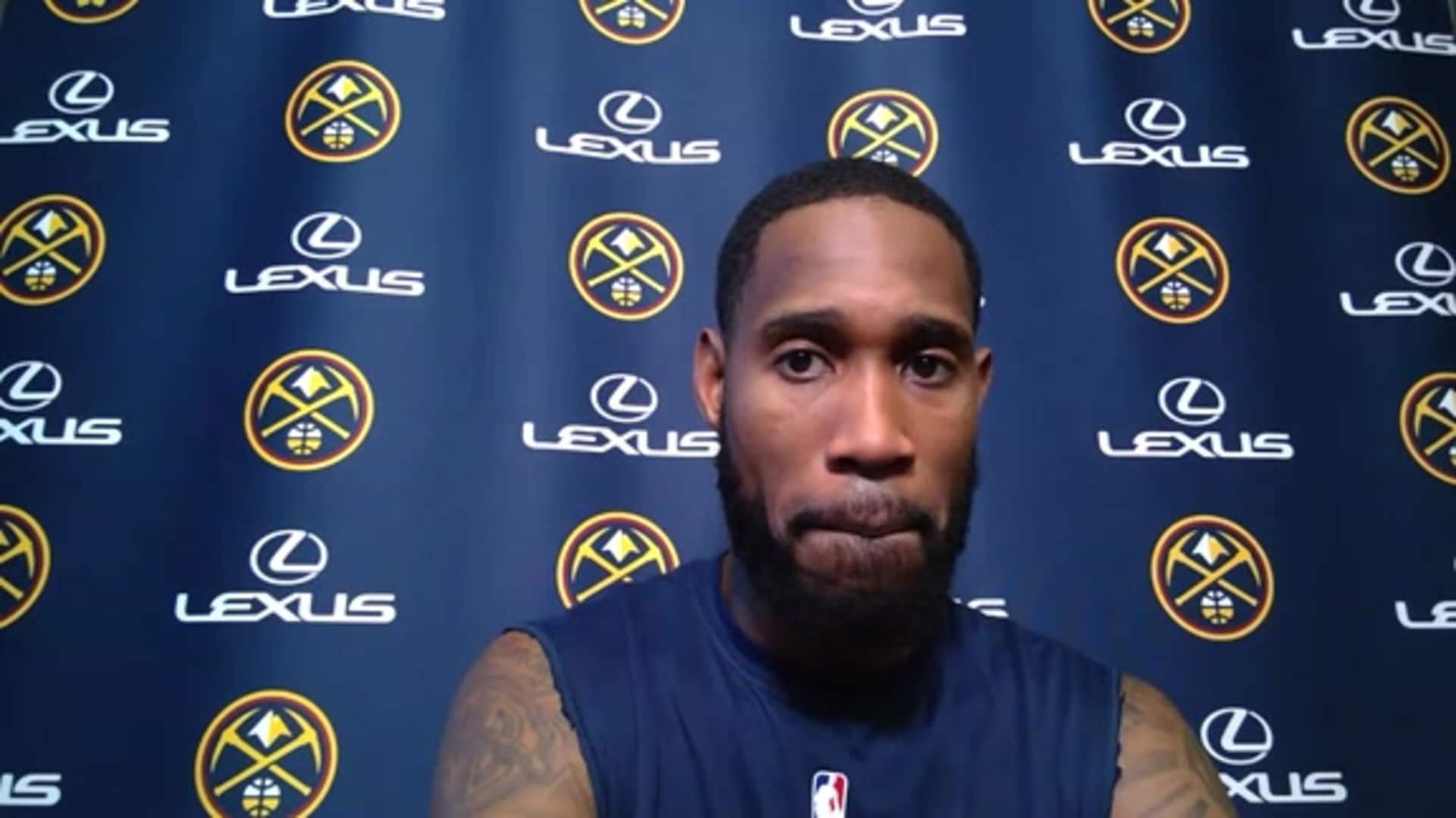 Nuggets training camp interview: Will Barton III
