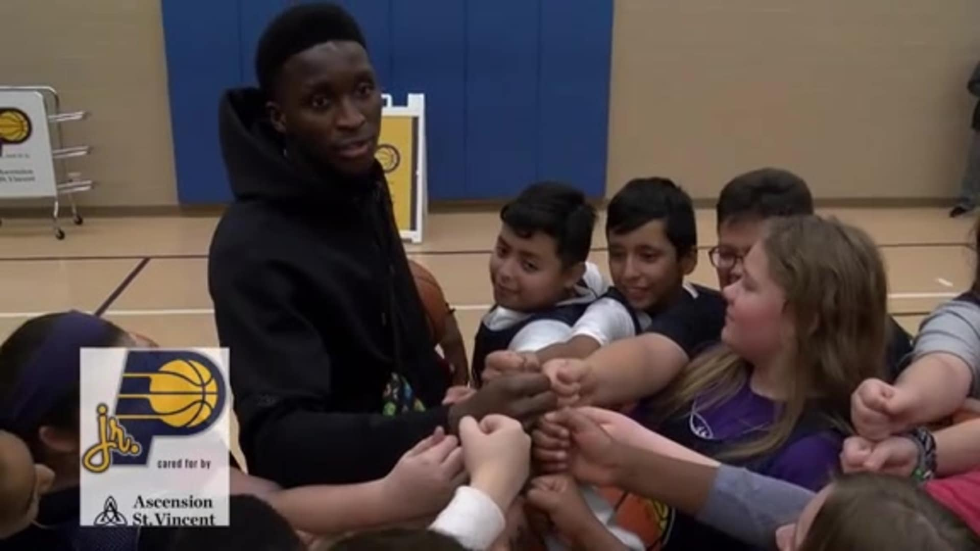 Victor Oladipo Jr. Pacers Surprise